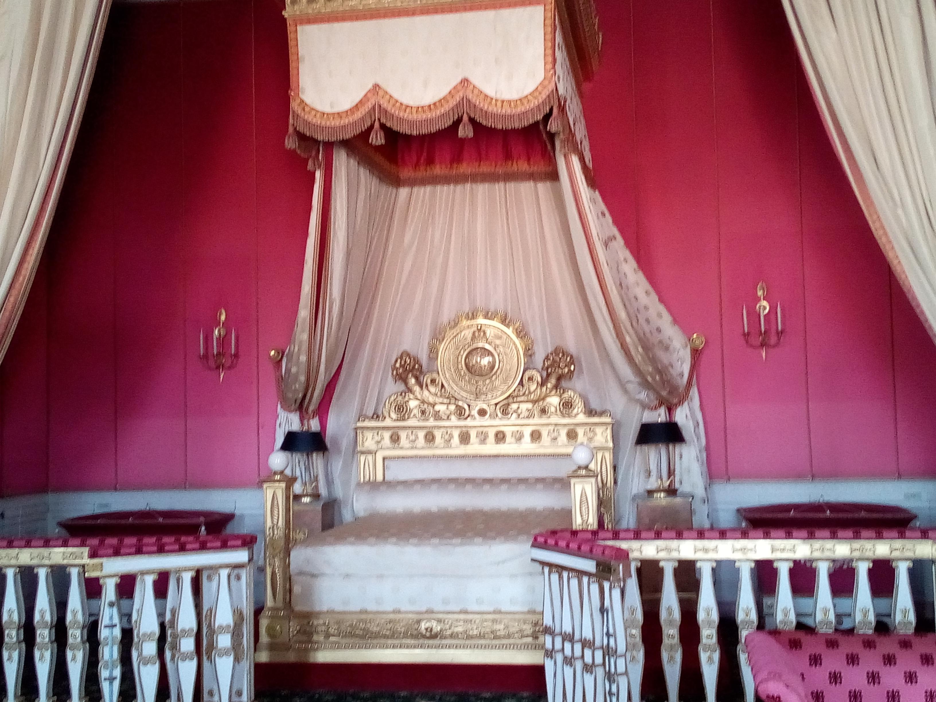 Grand Trianon, Chambre de l'Impératrice