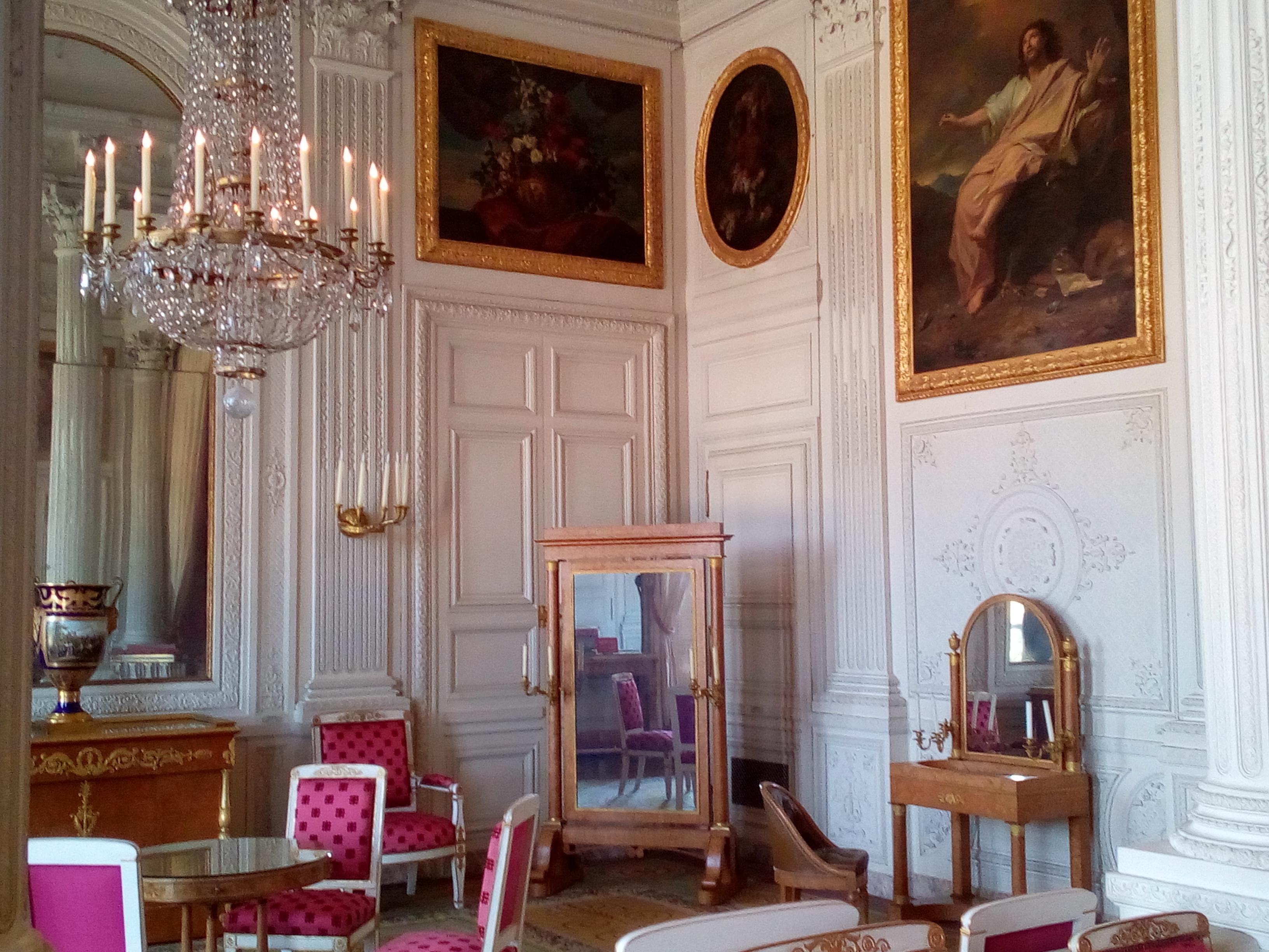 Grand Trianon, Second Salon de l'Impératrice