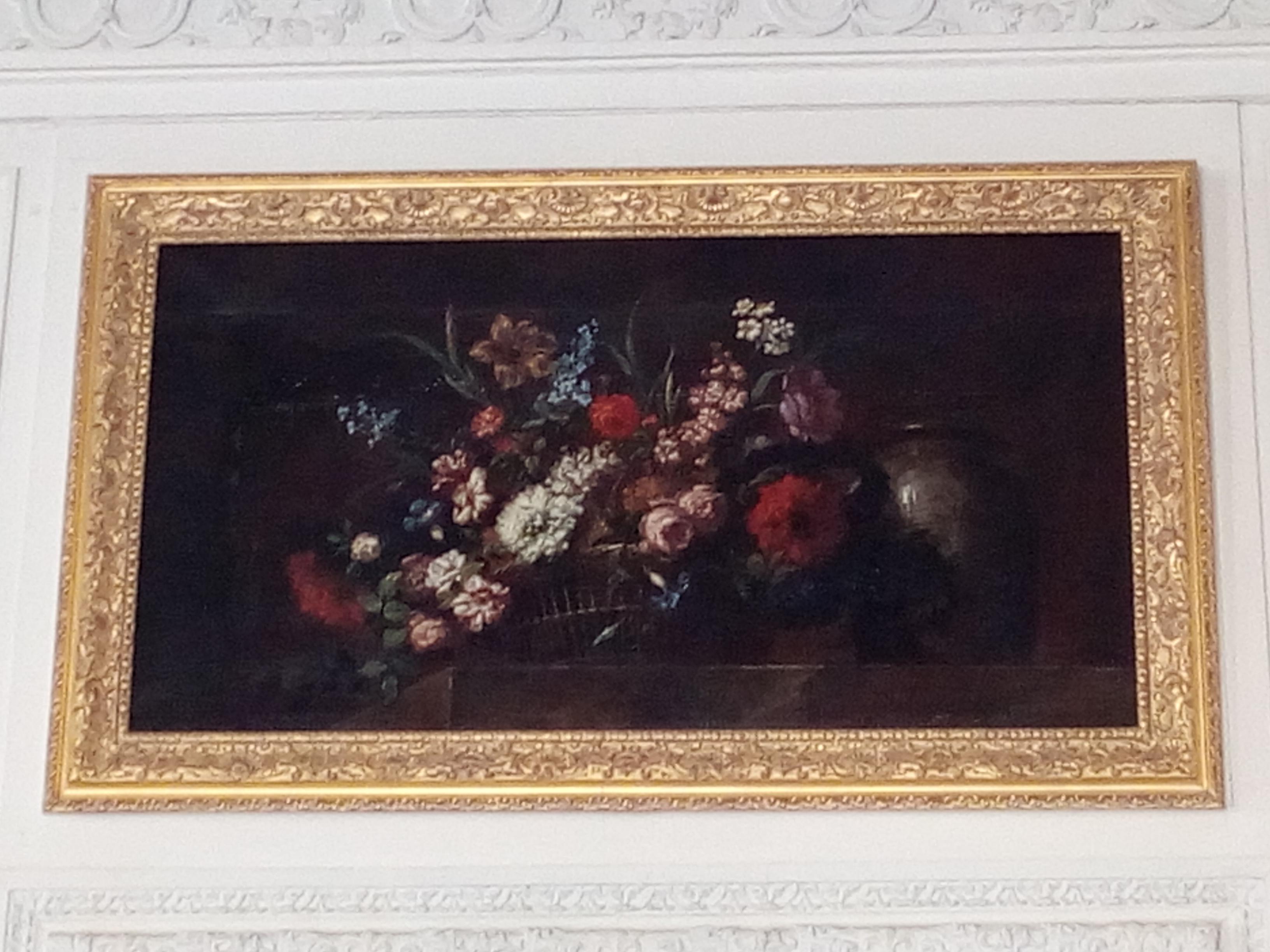 Le Grand Trianon, le Petit Appartement de l'Empereur l'antichambre