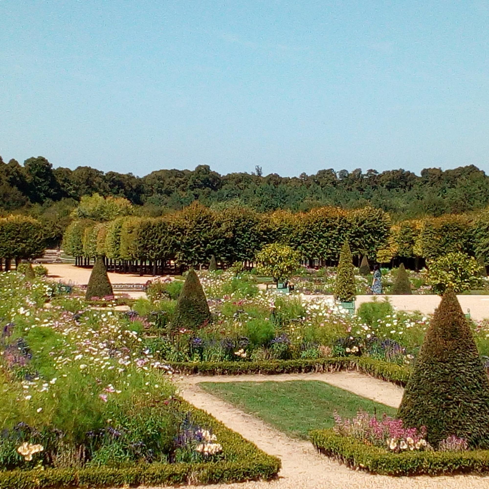 Grand Trianon les jardins