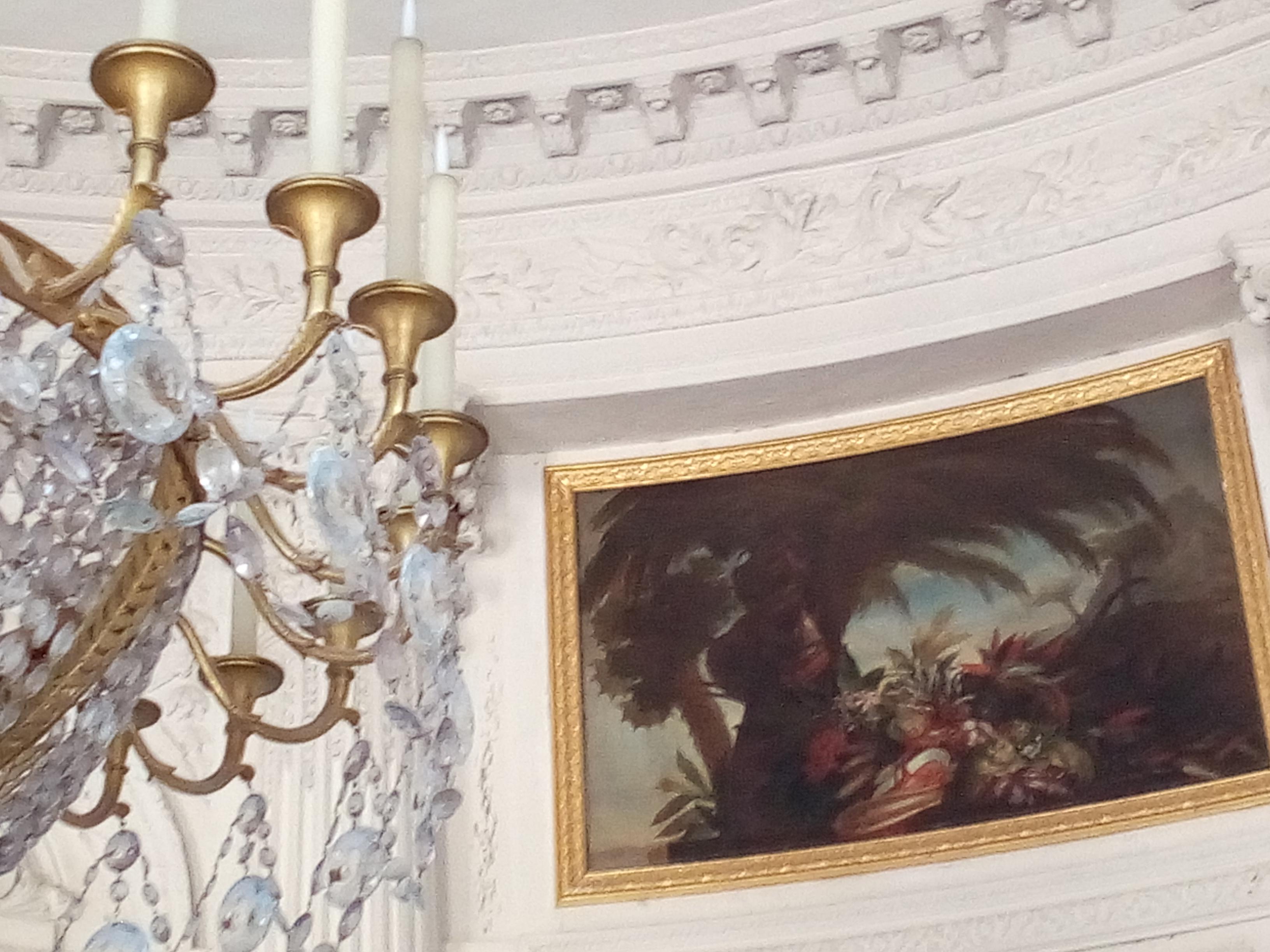 Le Grand Trianon, le Salon Rond