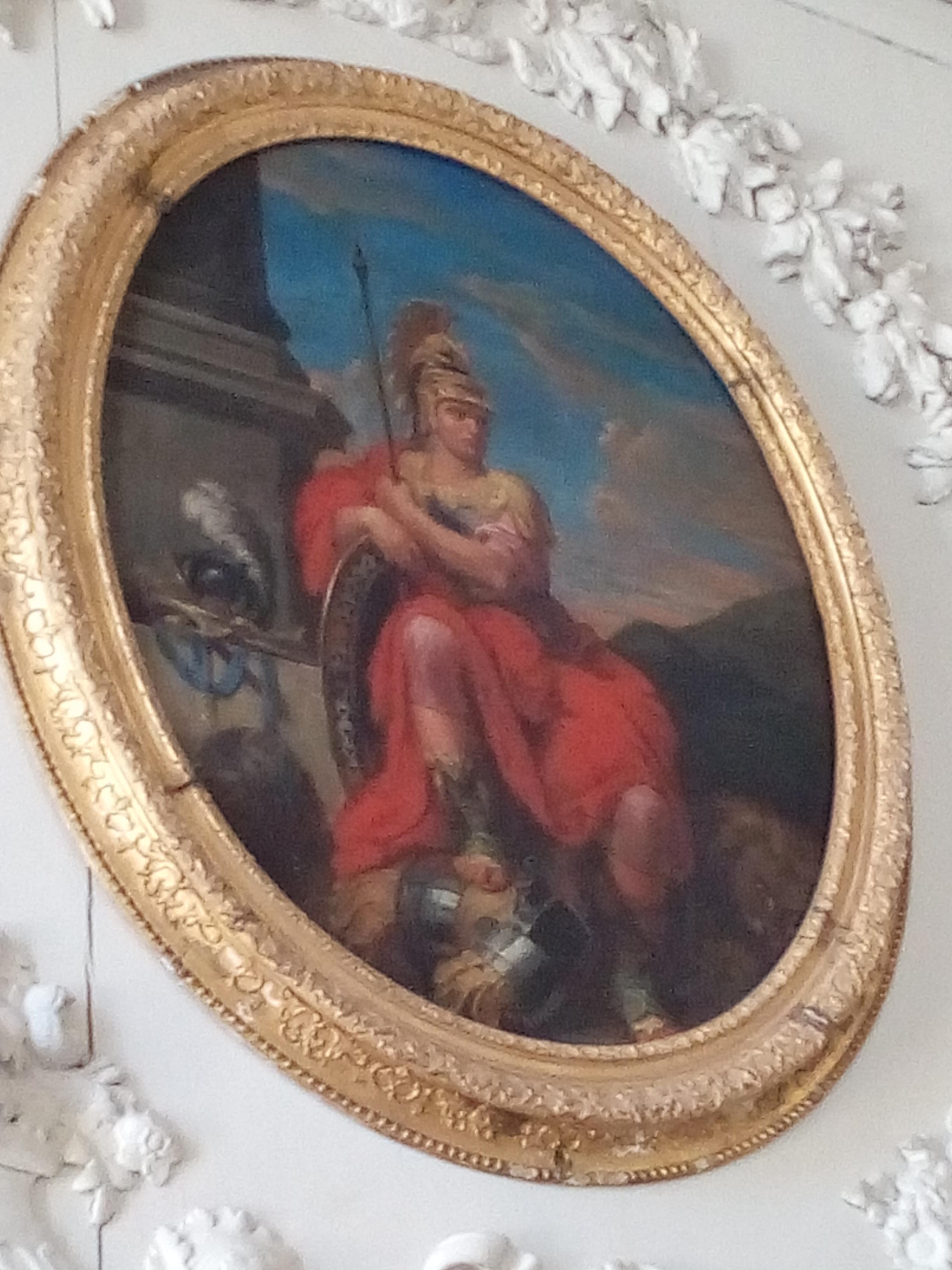 Le Grand Trianon, le Salon de Musique