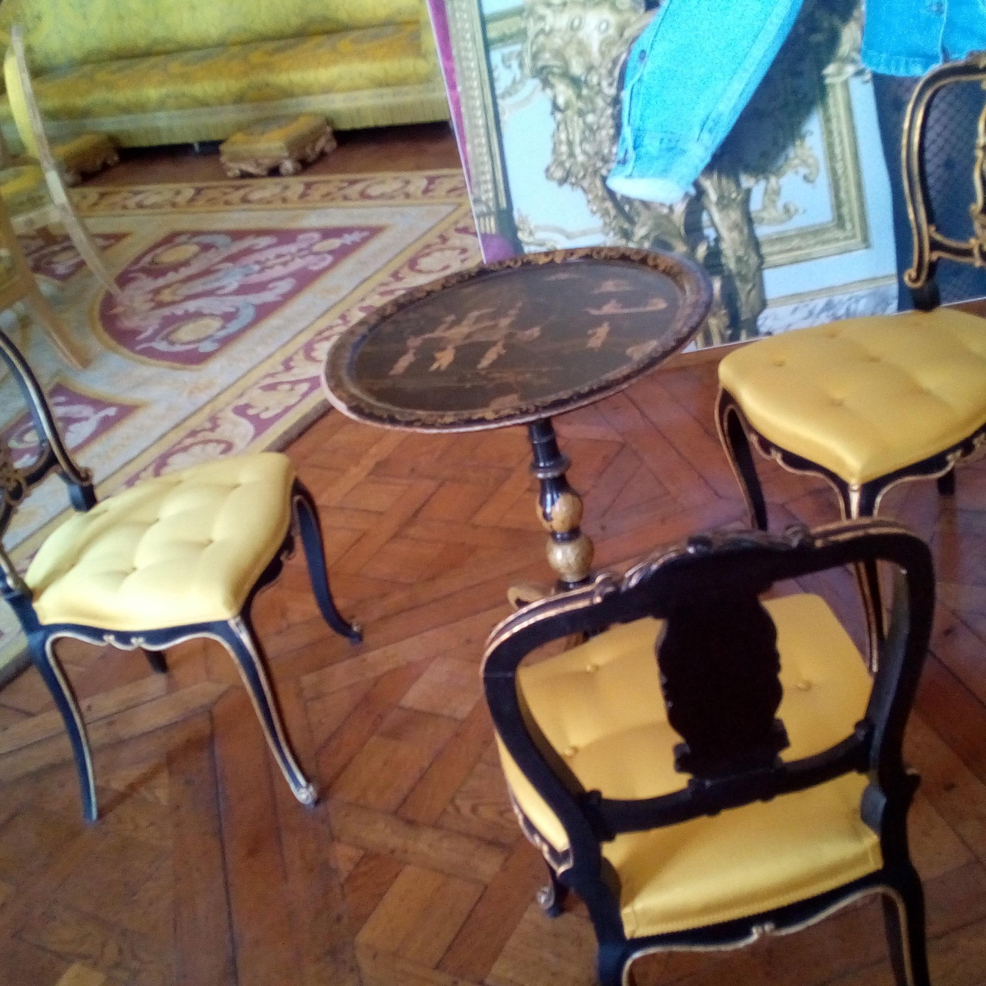 Le Grand Trianon, Le salon de famille de Louis-Philippe