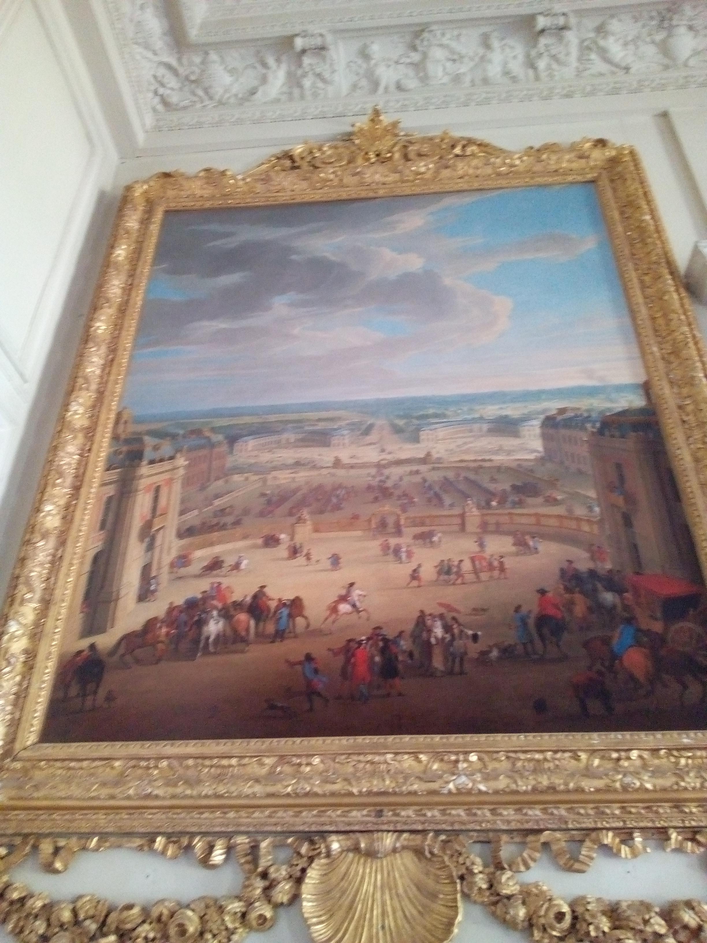 Grand Trianon, le Salon Frais