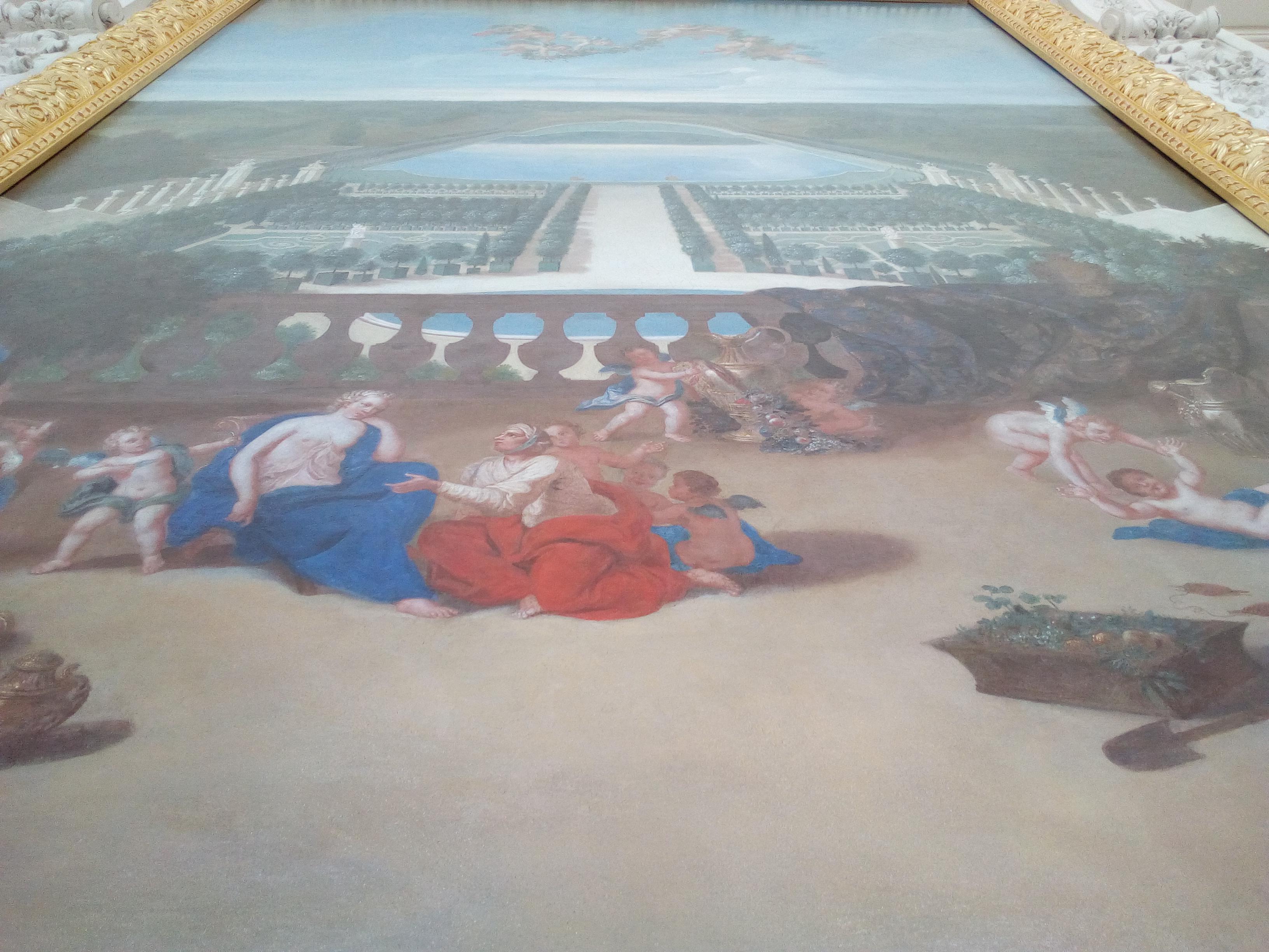 Le Grand Trianon la Galerie des Cotelle