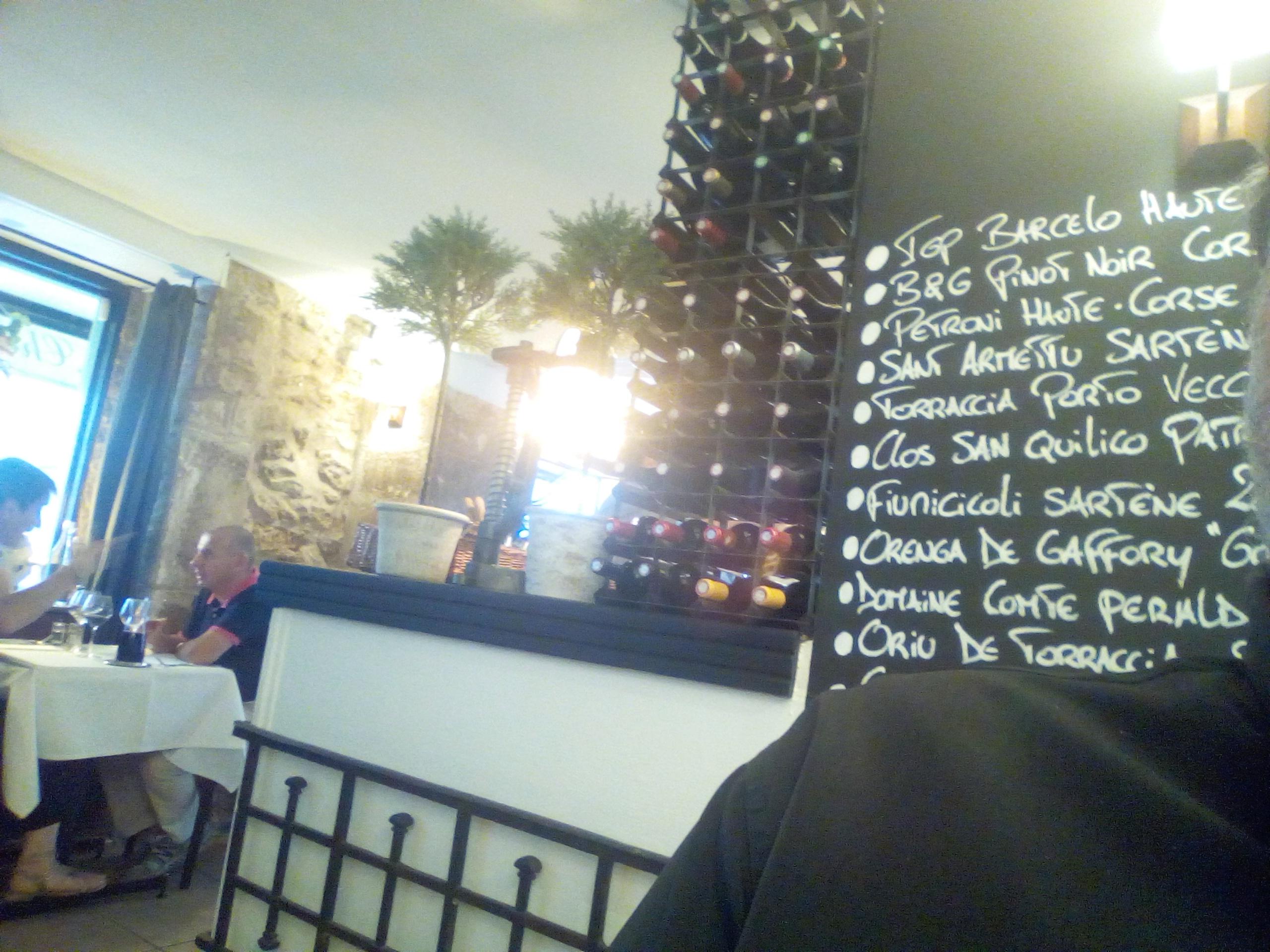 Chez Ange, restaurant à Versailles