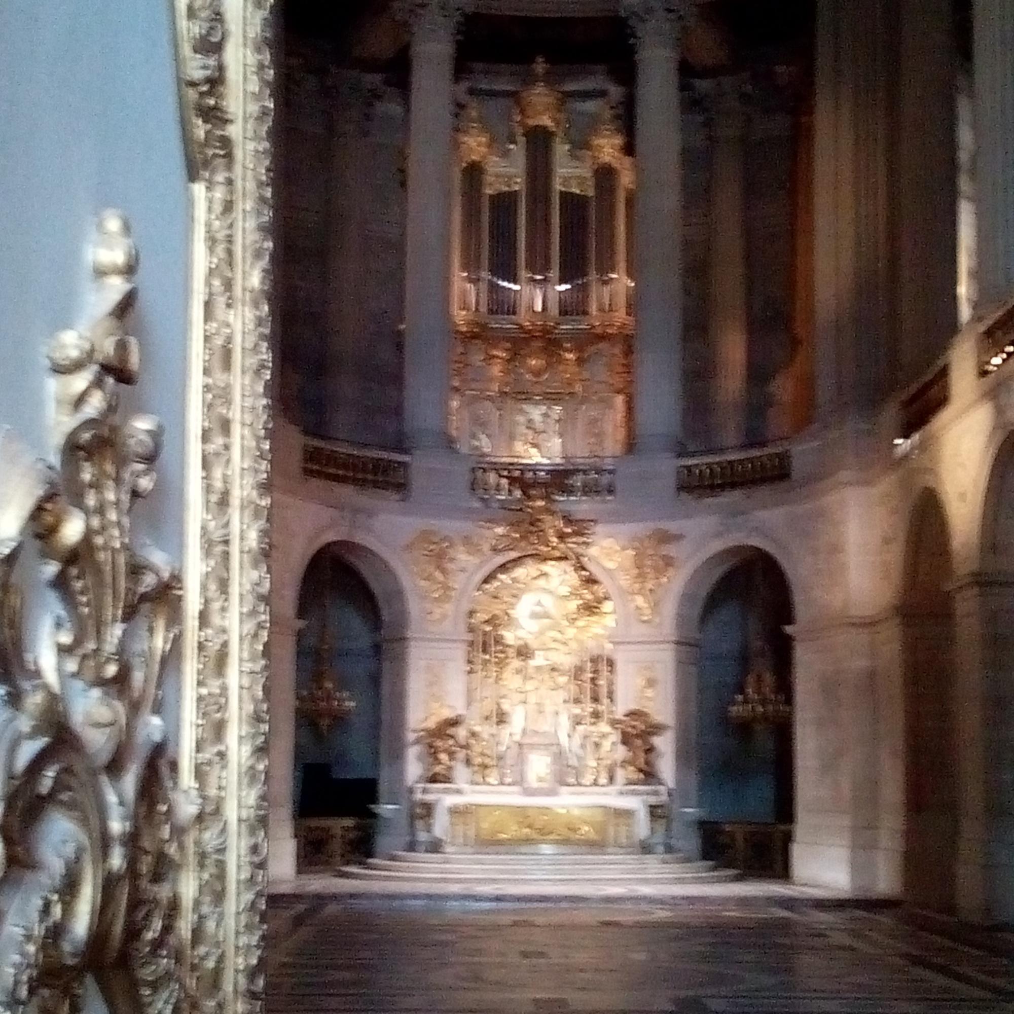 Château de Versailles, chapelle