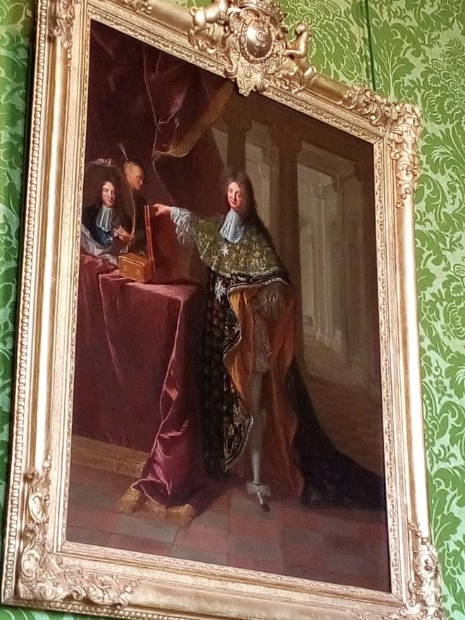 Château de Versailles, Jean-Baptiste Colbert, marquis de Torcy