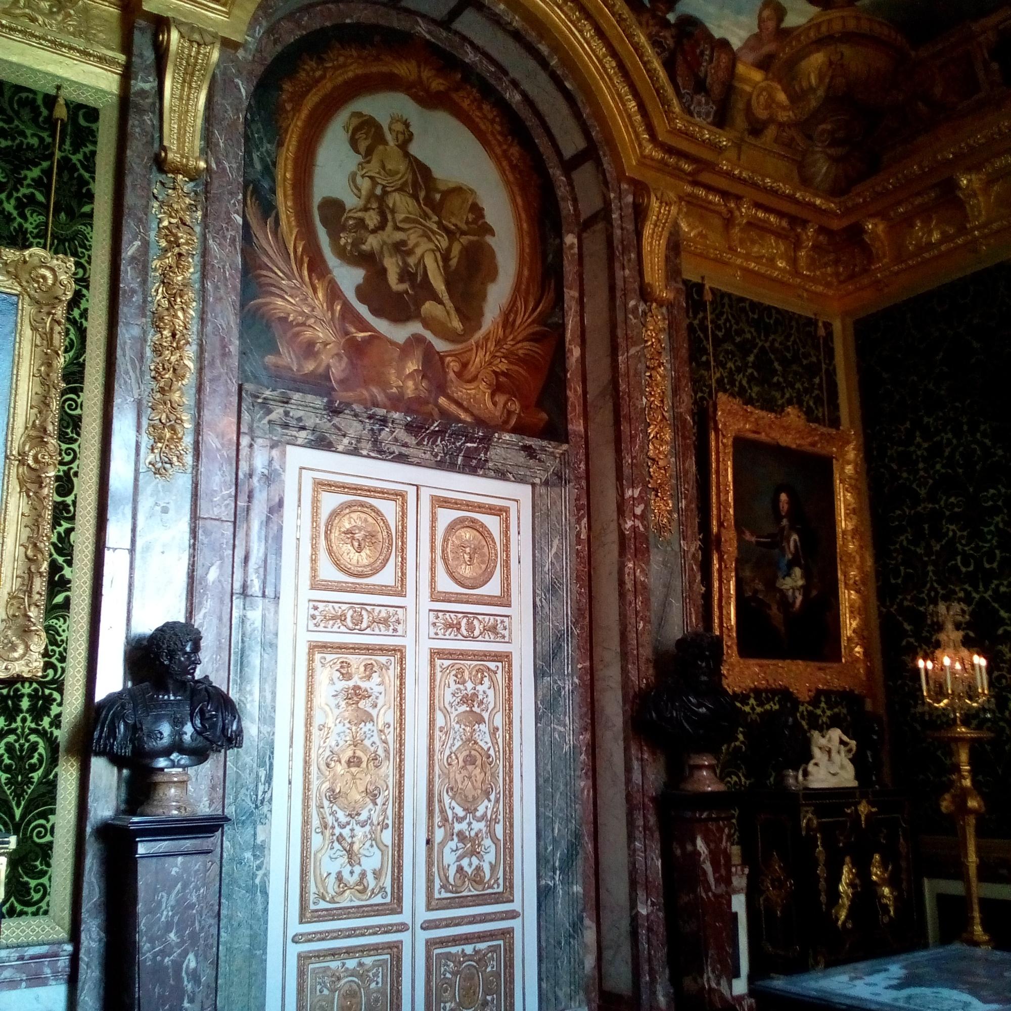 Château de Versailles, Salon de l'Abondance