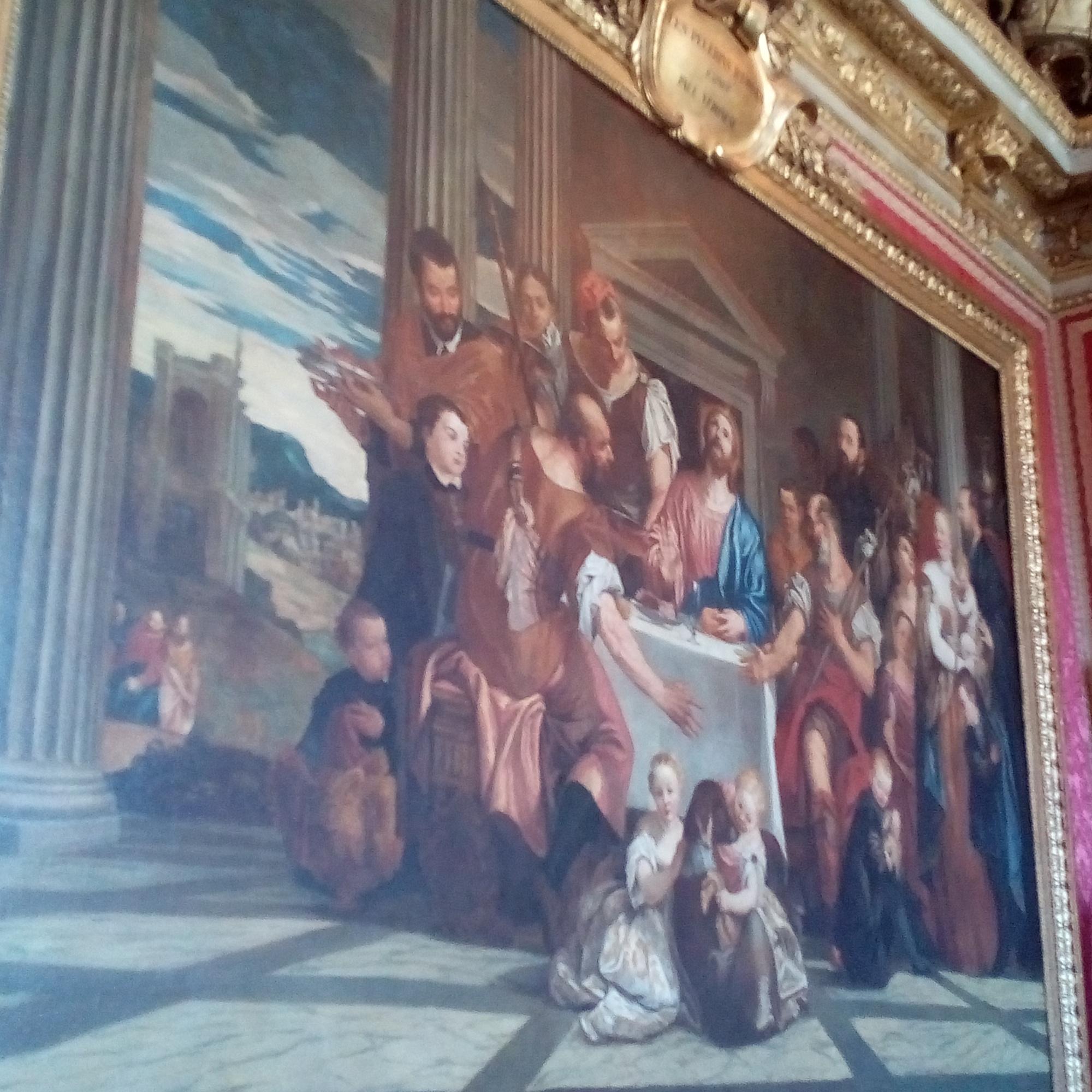 Château de Versailles le Salon de Mars