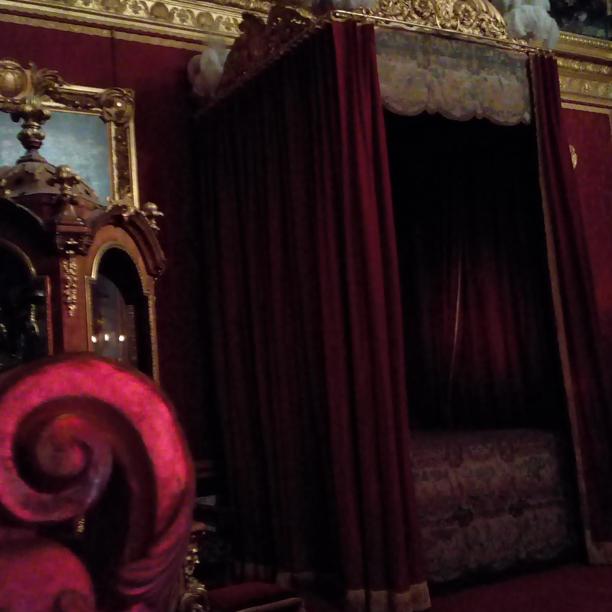 Château de Versailles le Salon de Mercure