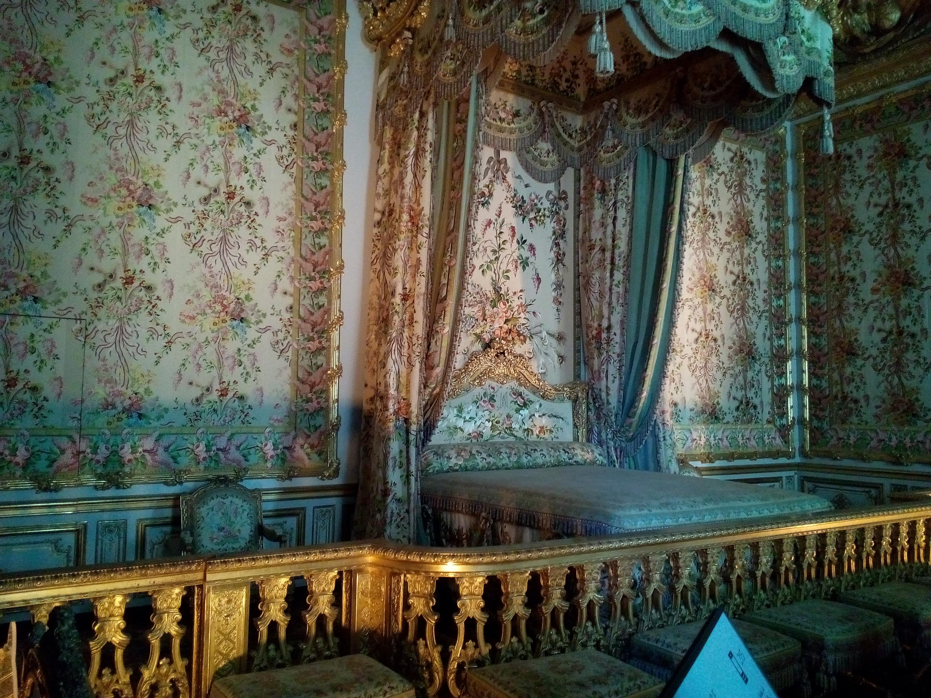 Château de Versailles, Chambre de la Reine