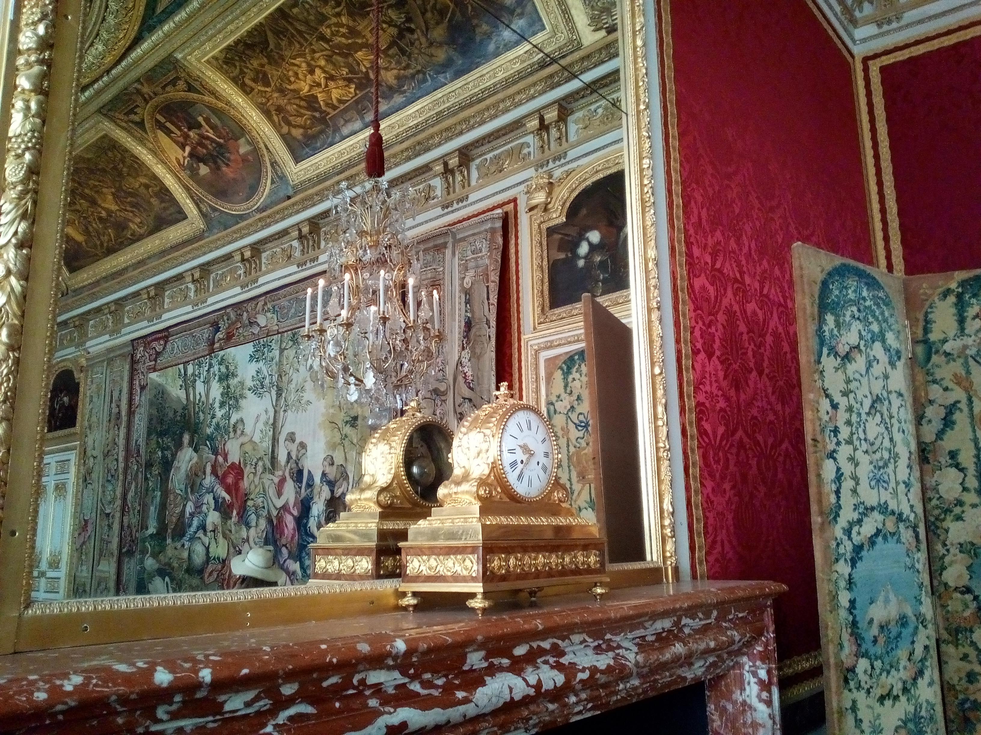 Château de Versailles, l'Antichambre du Grand Couvert