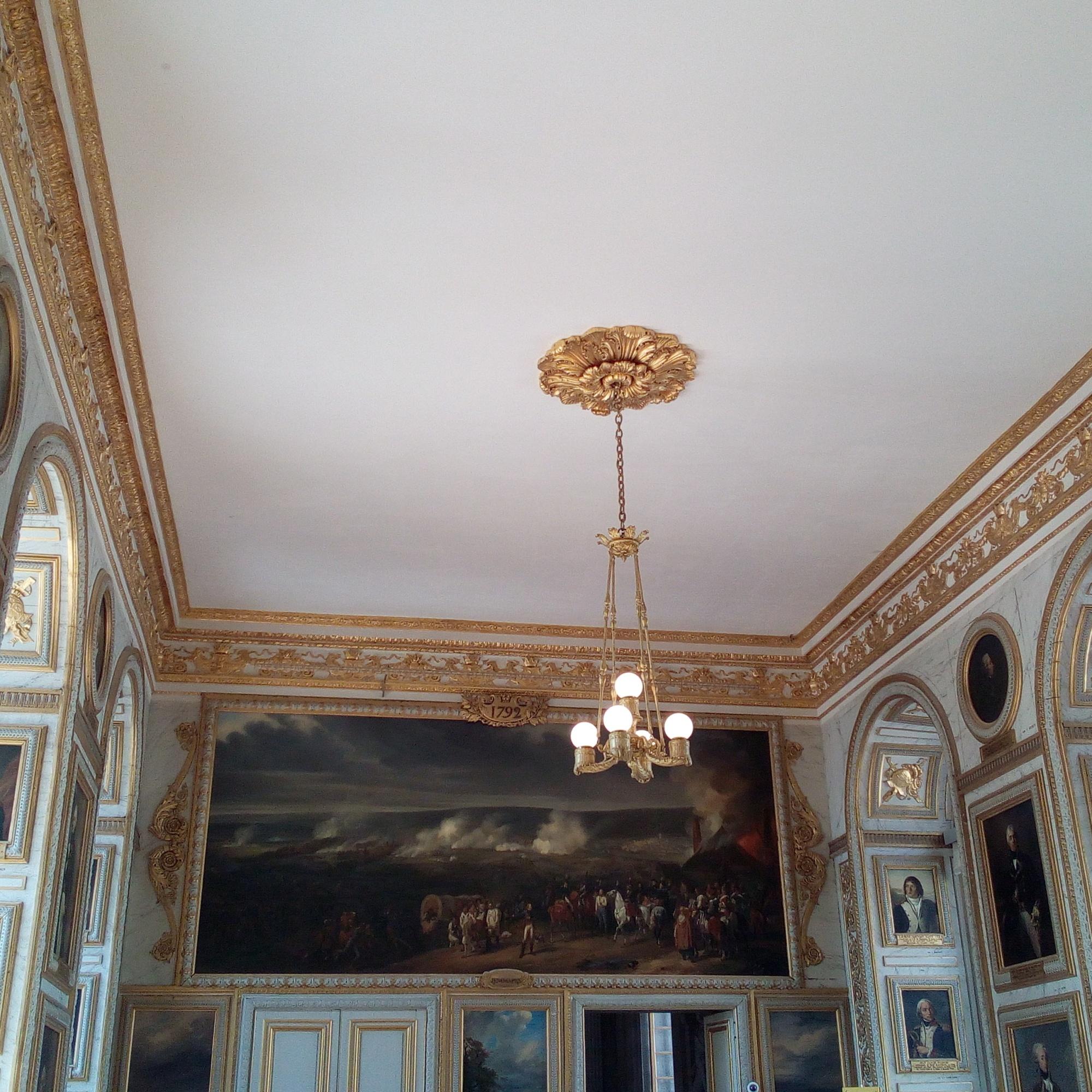 Château de Versailles, Salle 1792
