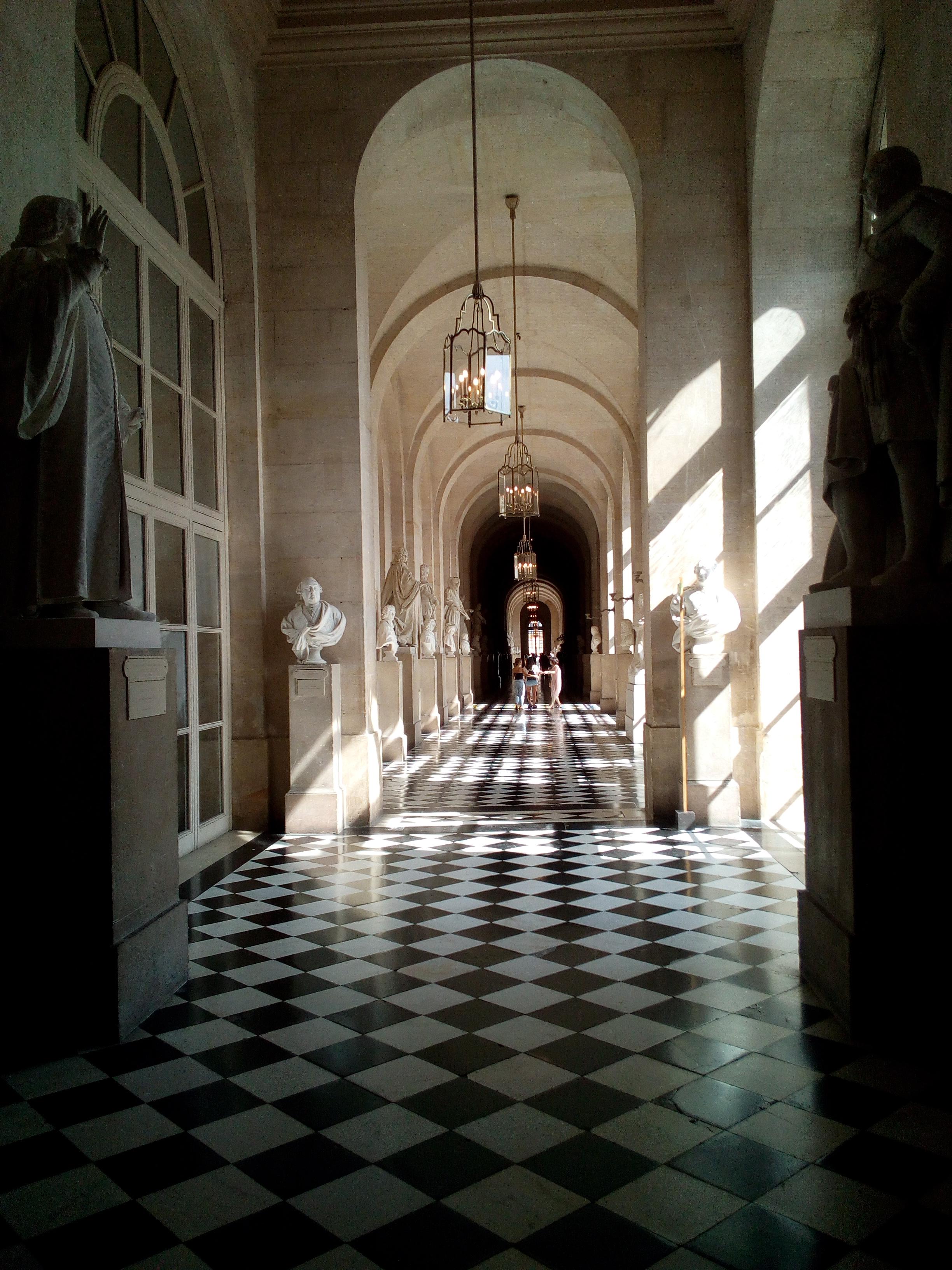Galerie des Batailles du château de Versailles