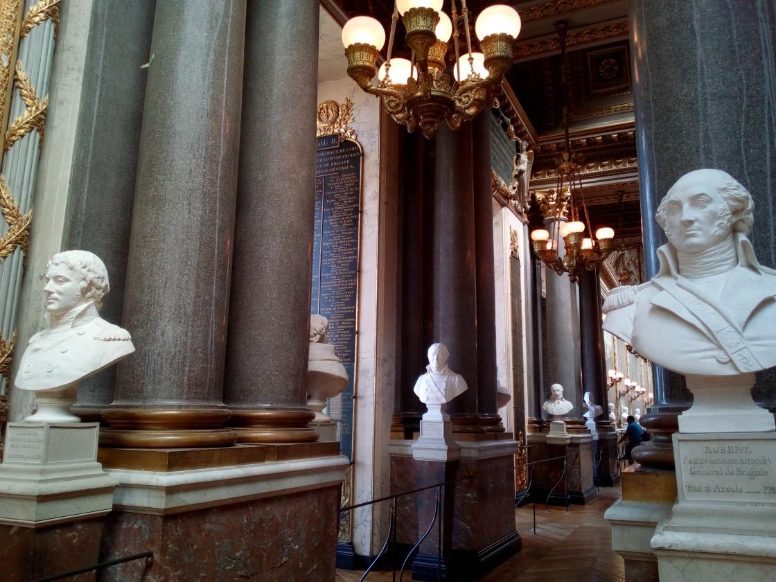 La Galerie des Batailles du château de Versailles