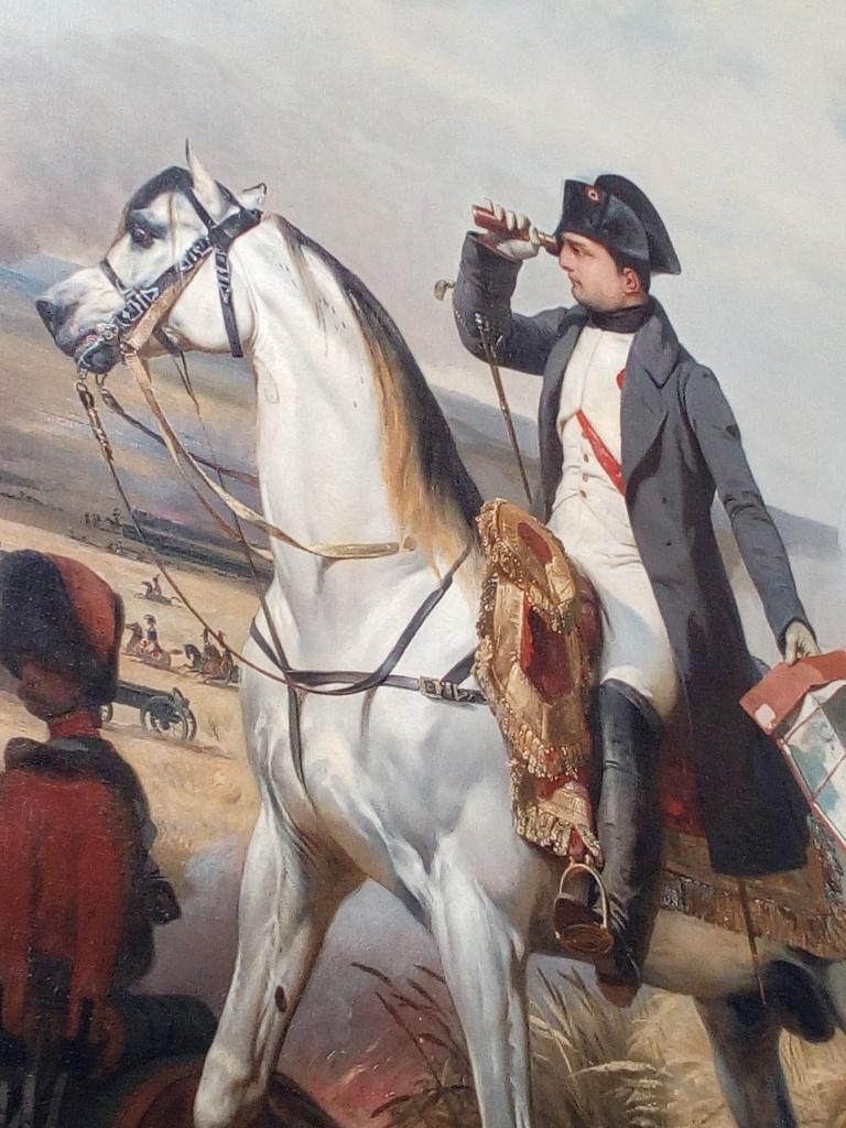 La Galerie des Batailles du château de Versailles, Bataille de Wagram