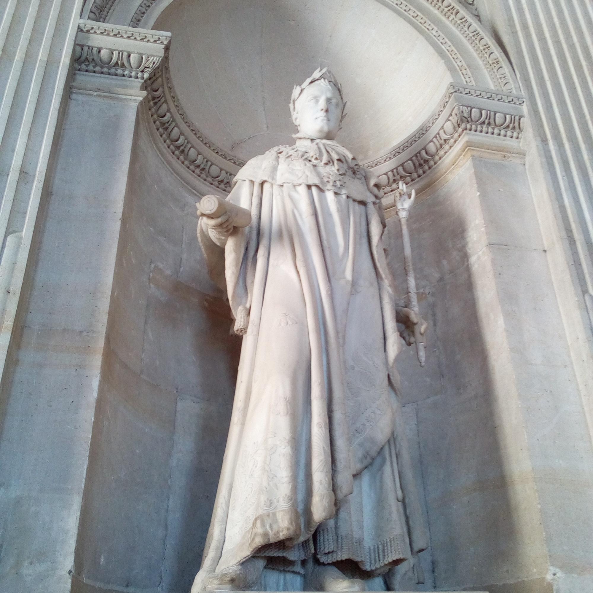 Galerie des Batailles du château de Versailles, Napoléon Ier