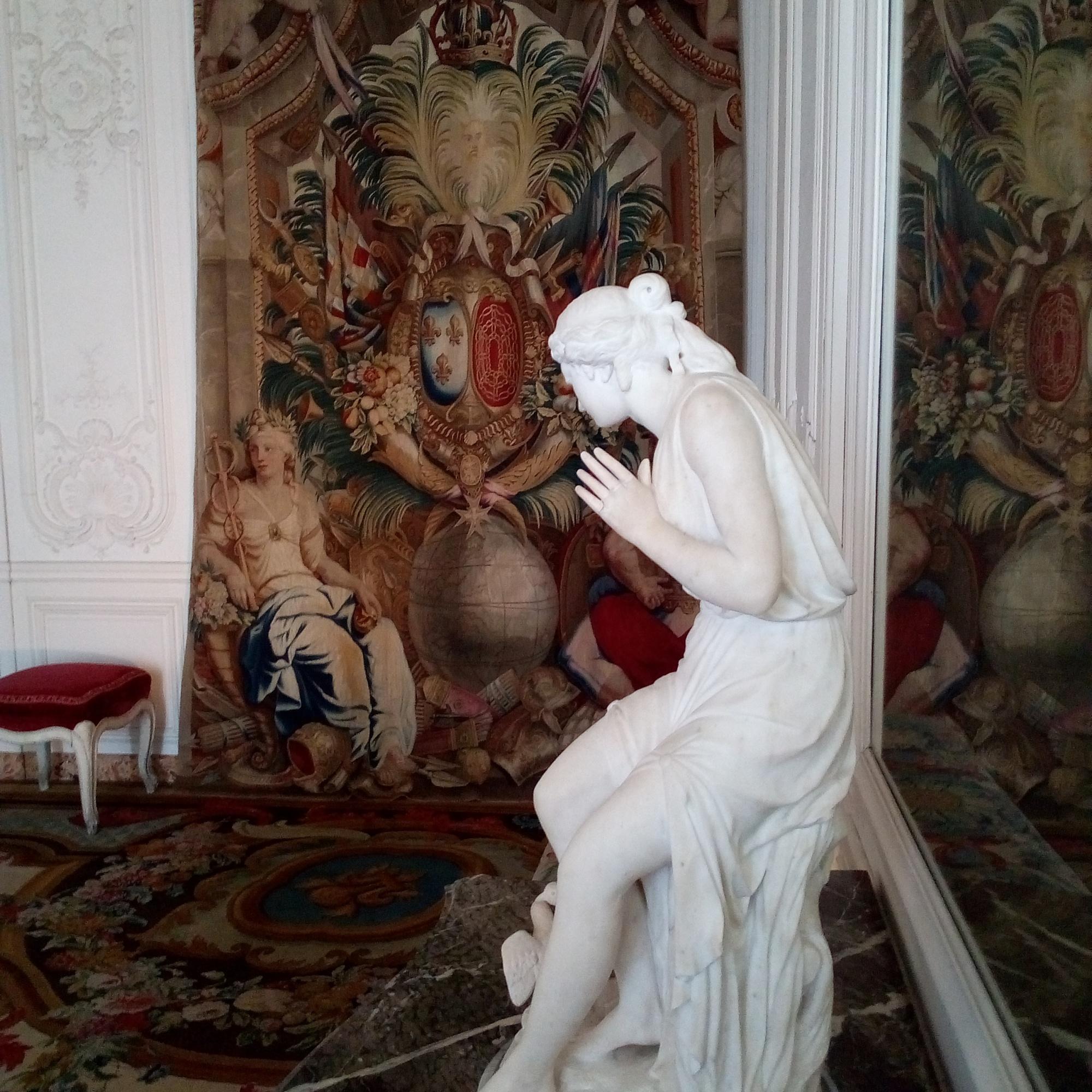 Les Appartements de Mesdames, antichambre Madame Victoire