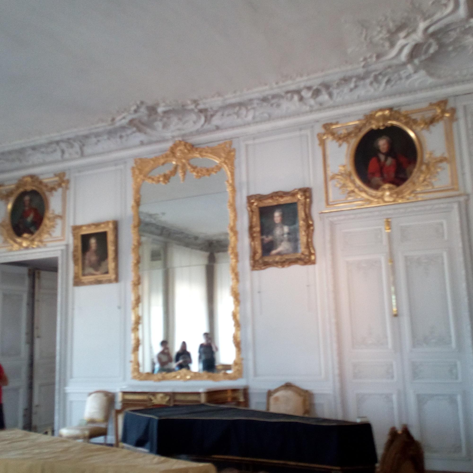 Les appartements de Mesdames au château de Versailles, le Grand cabinet de Madame Victoire
