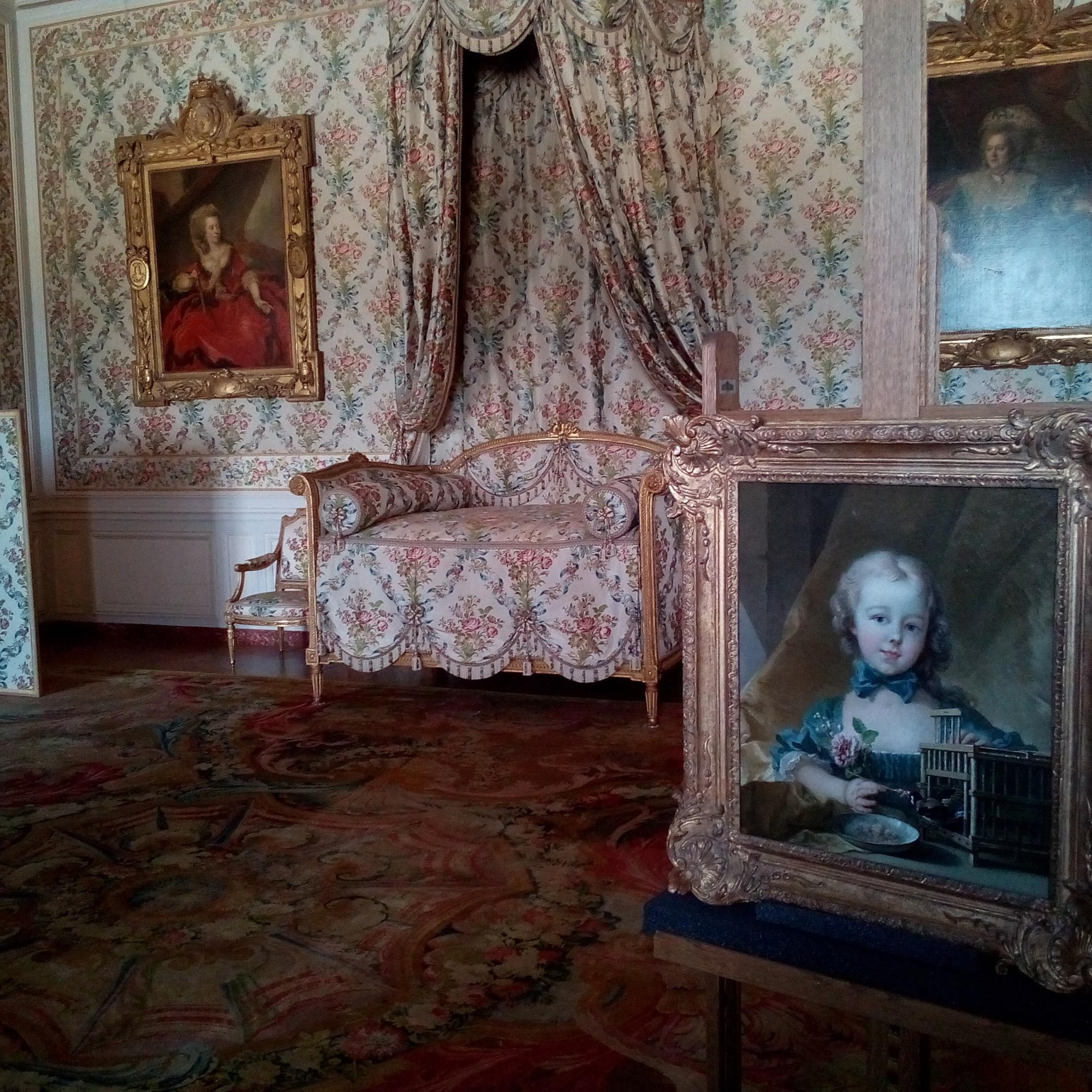 Les Appartements de Mesdames au château de Versailles, Adélaïde