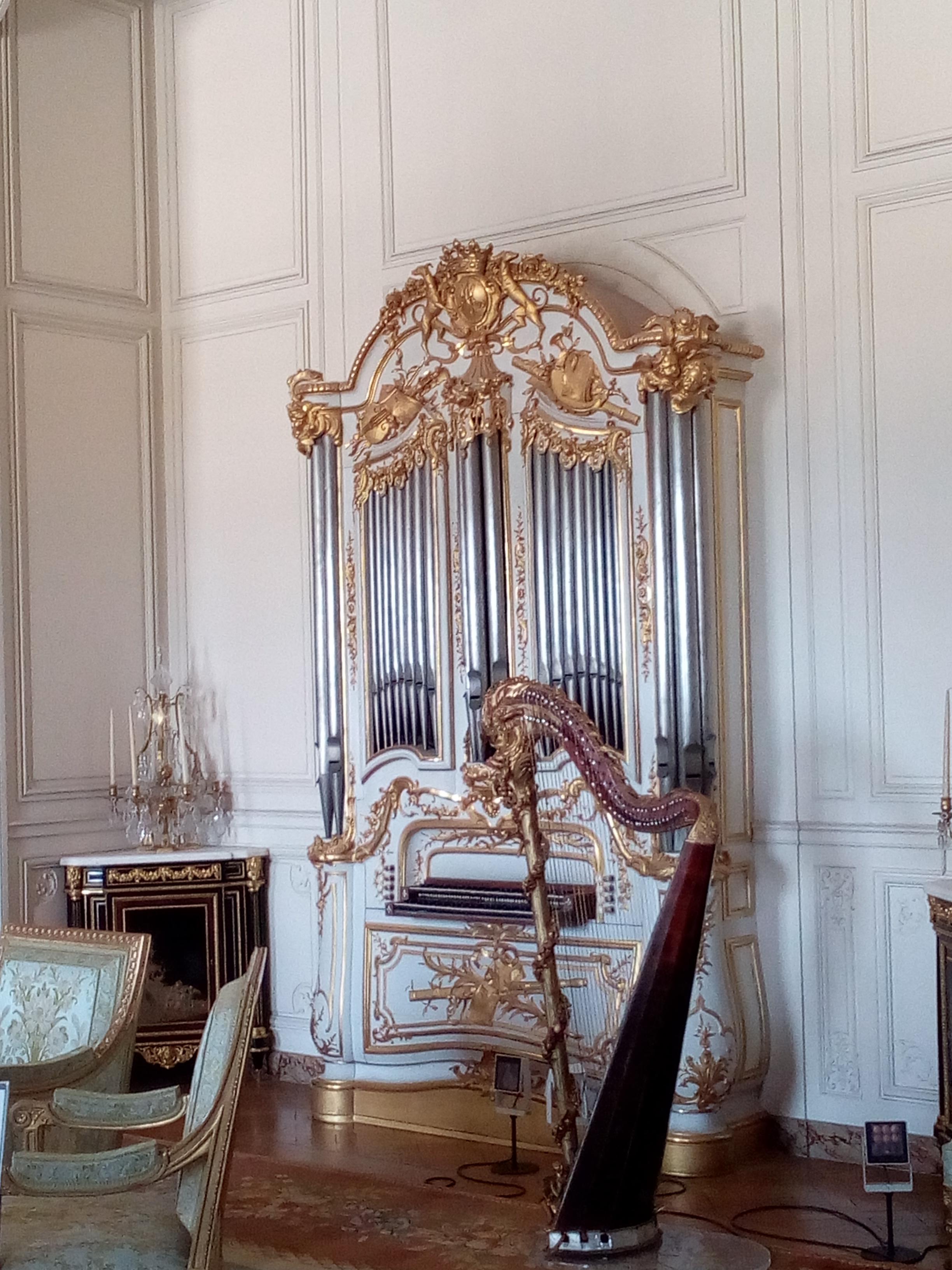 Les Appartements de Mesdames au château de Versailles, Grand cabinet de Madame Adélaïde