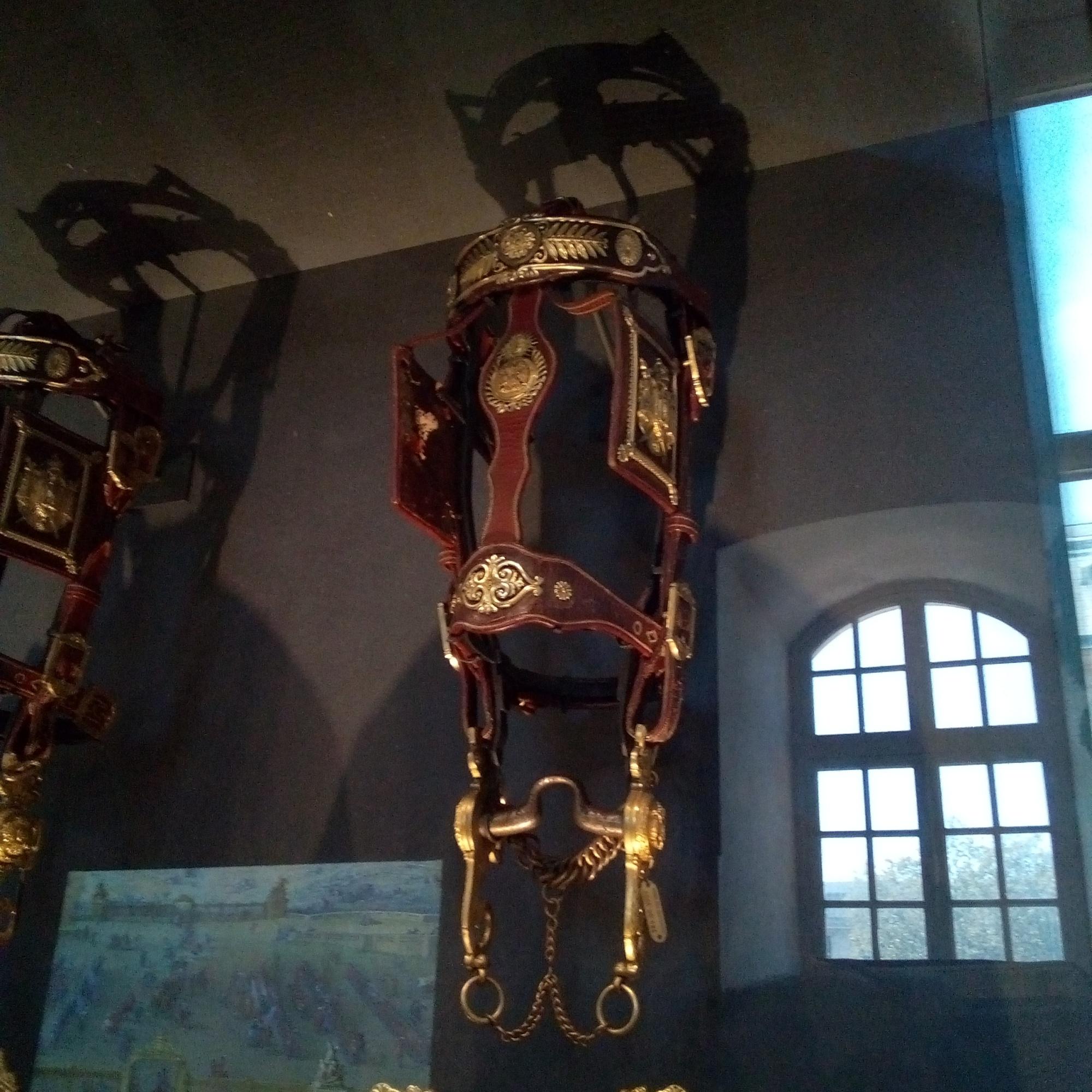 Galerie des Carrosses du château de Versailles