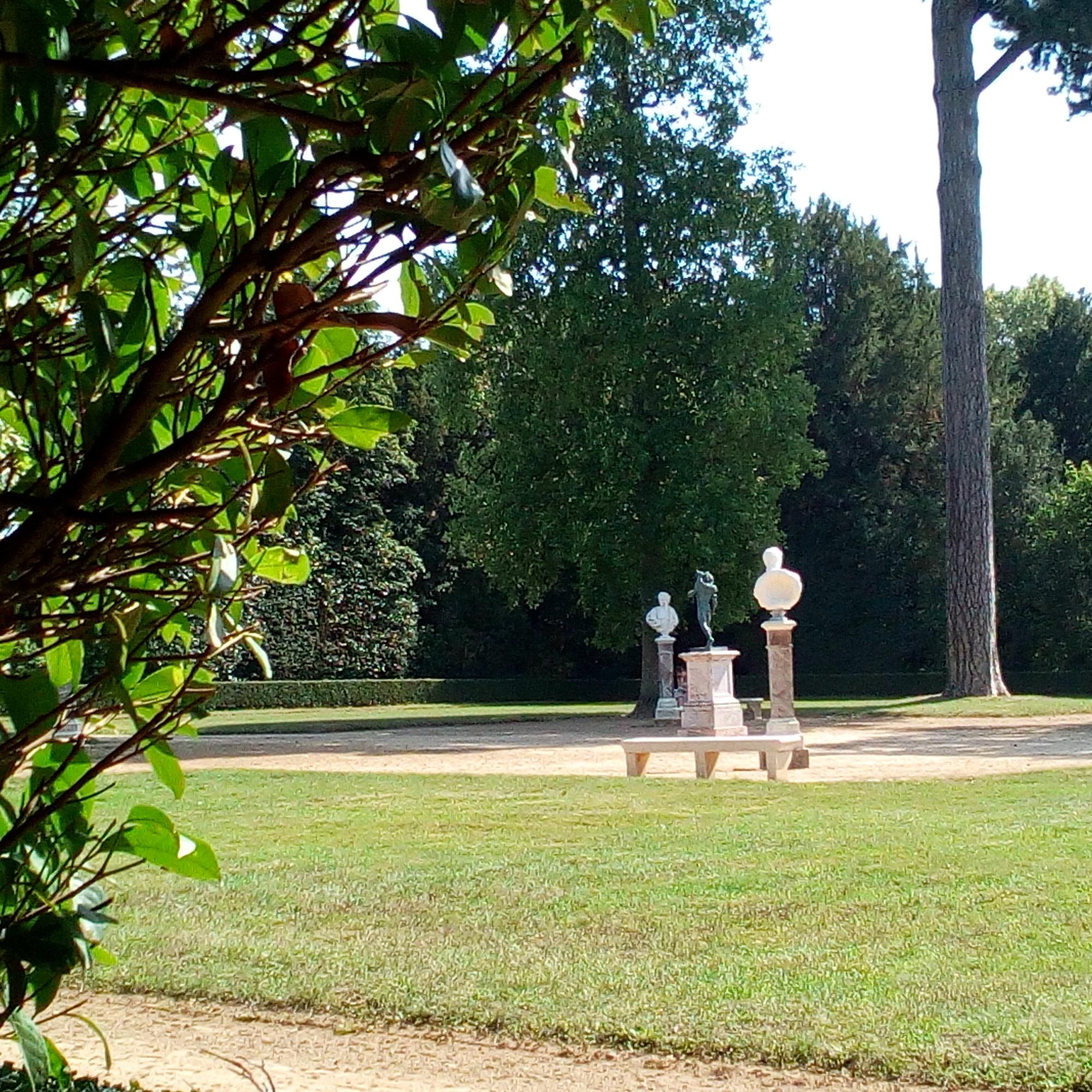 Château de Versailles, Jardins, Bosquet de la Reine