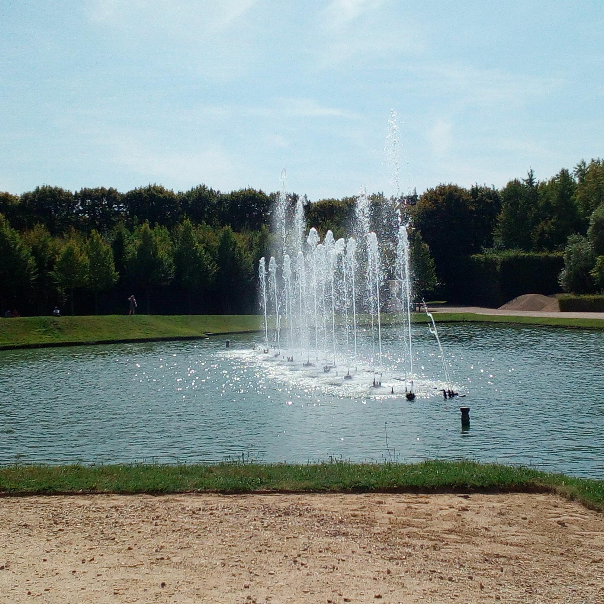 Château de Versailles, Jardins, Jardin du Roi