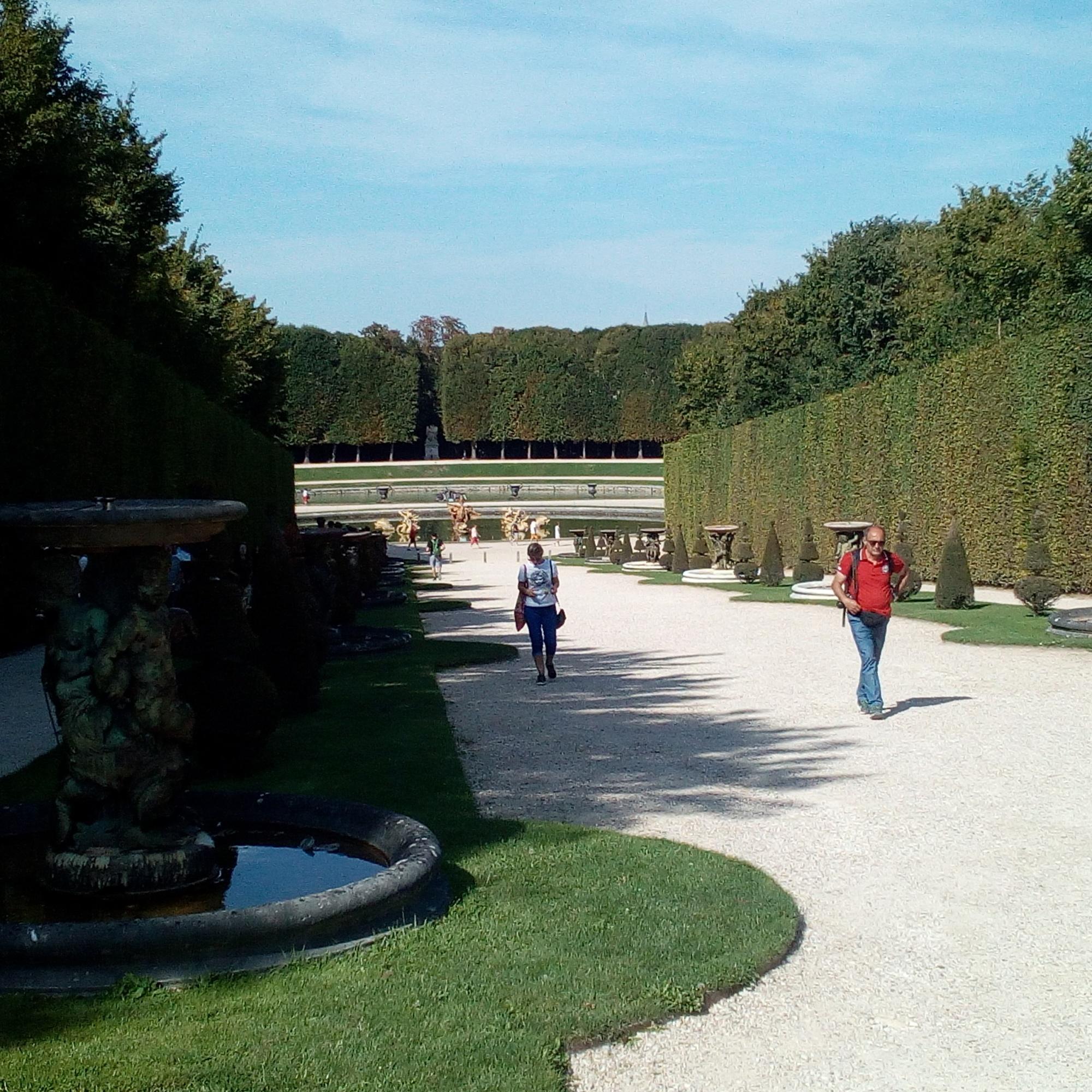 Château de Versailles, Jardins, Bassin de Neptune