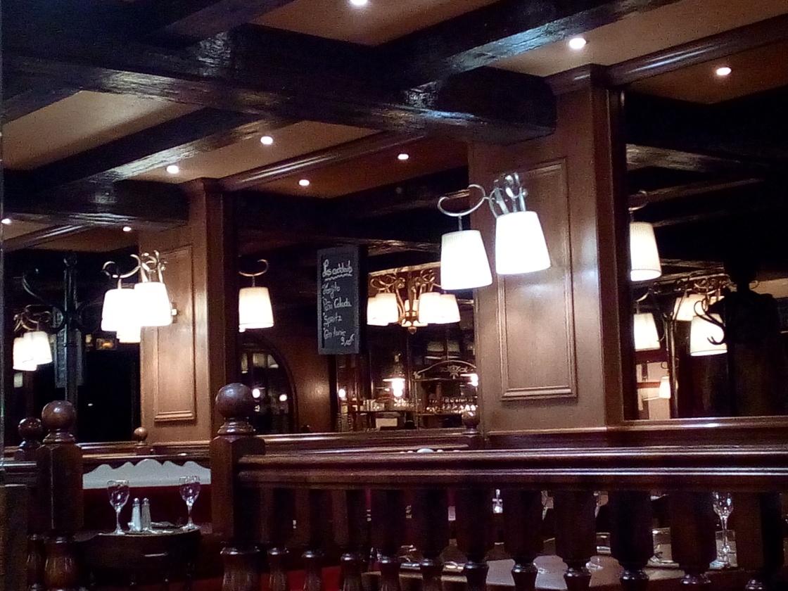 Le Pavillon Colbert, restaurant à Versailles