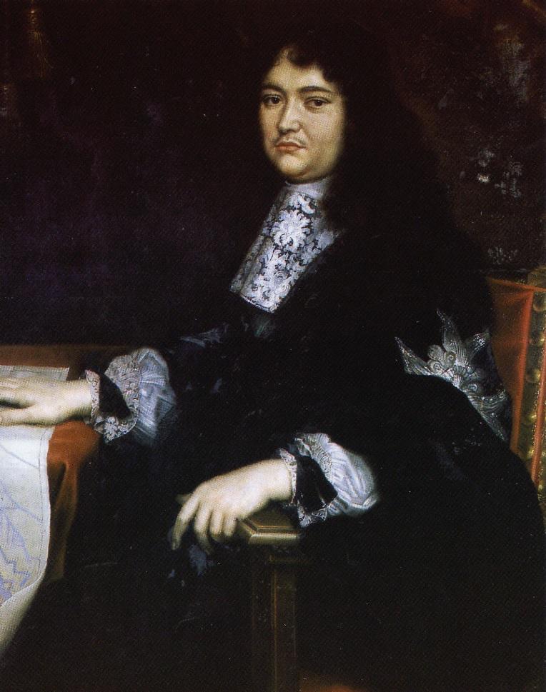 Marquis de Louvois par Pierre Mignard