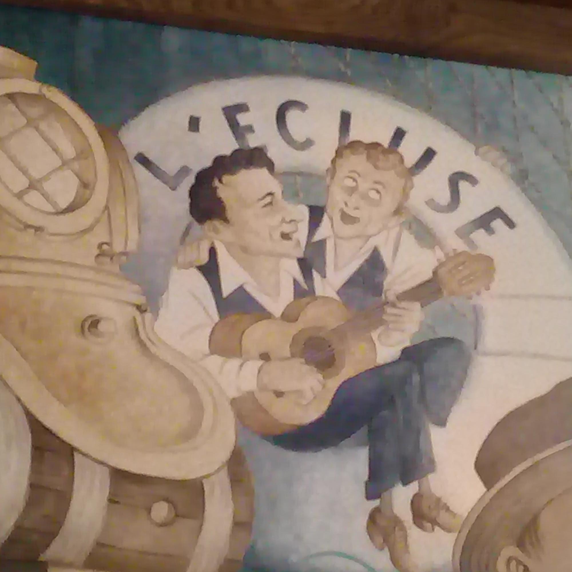 Bar à vins l'Écluse Marché Saint-Honoré Paris