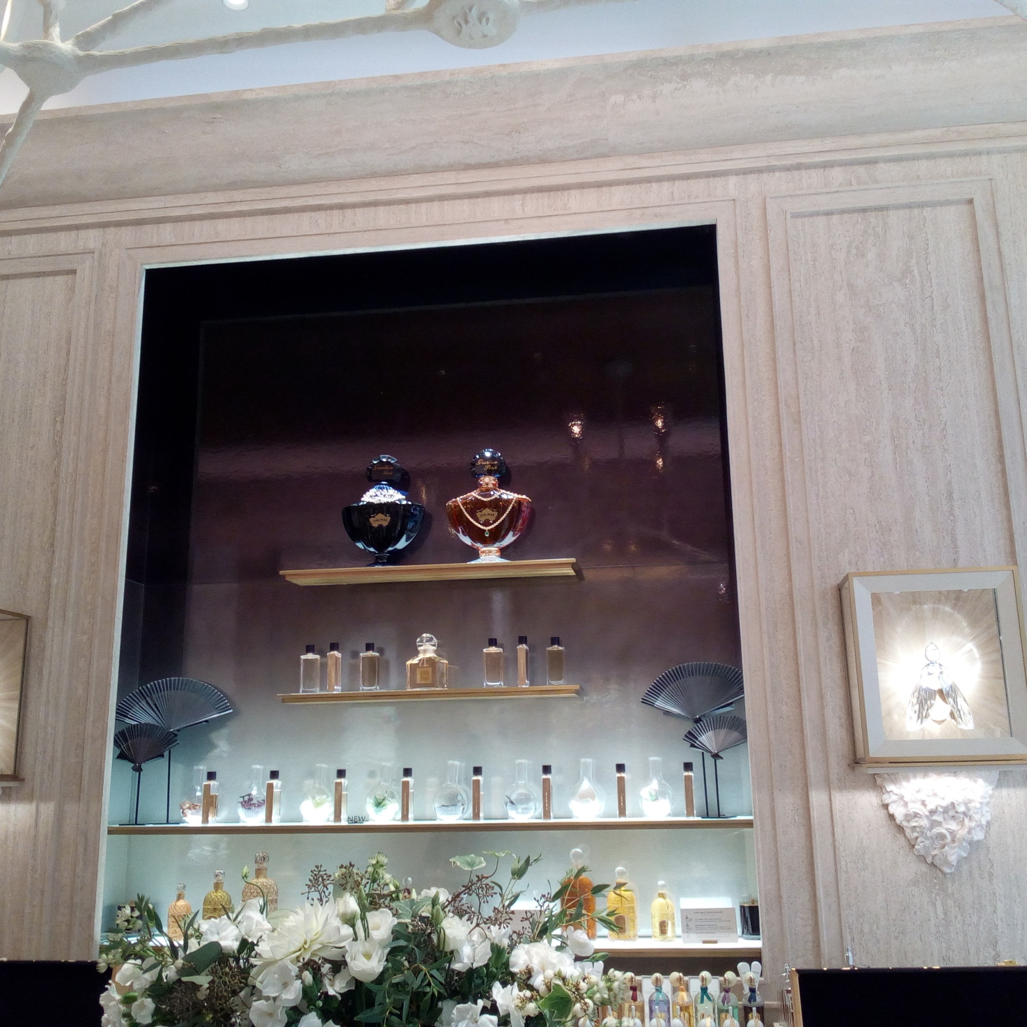 Boutique Guerlain rue Saint-Honoré Paris