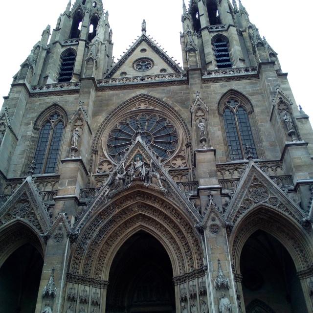 Basilique Sainte-Clotilde de Paris