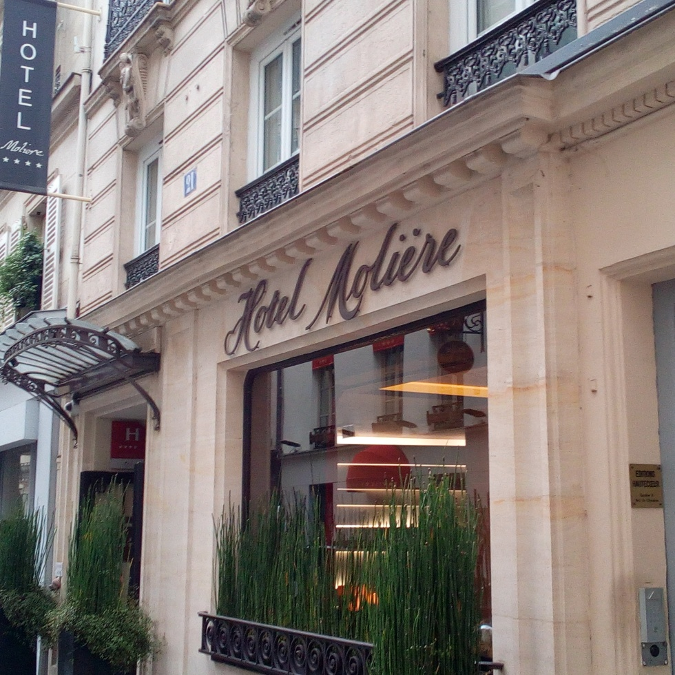 Hôtel Molière à Paris