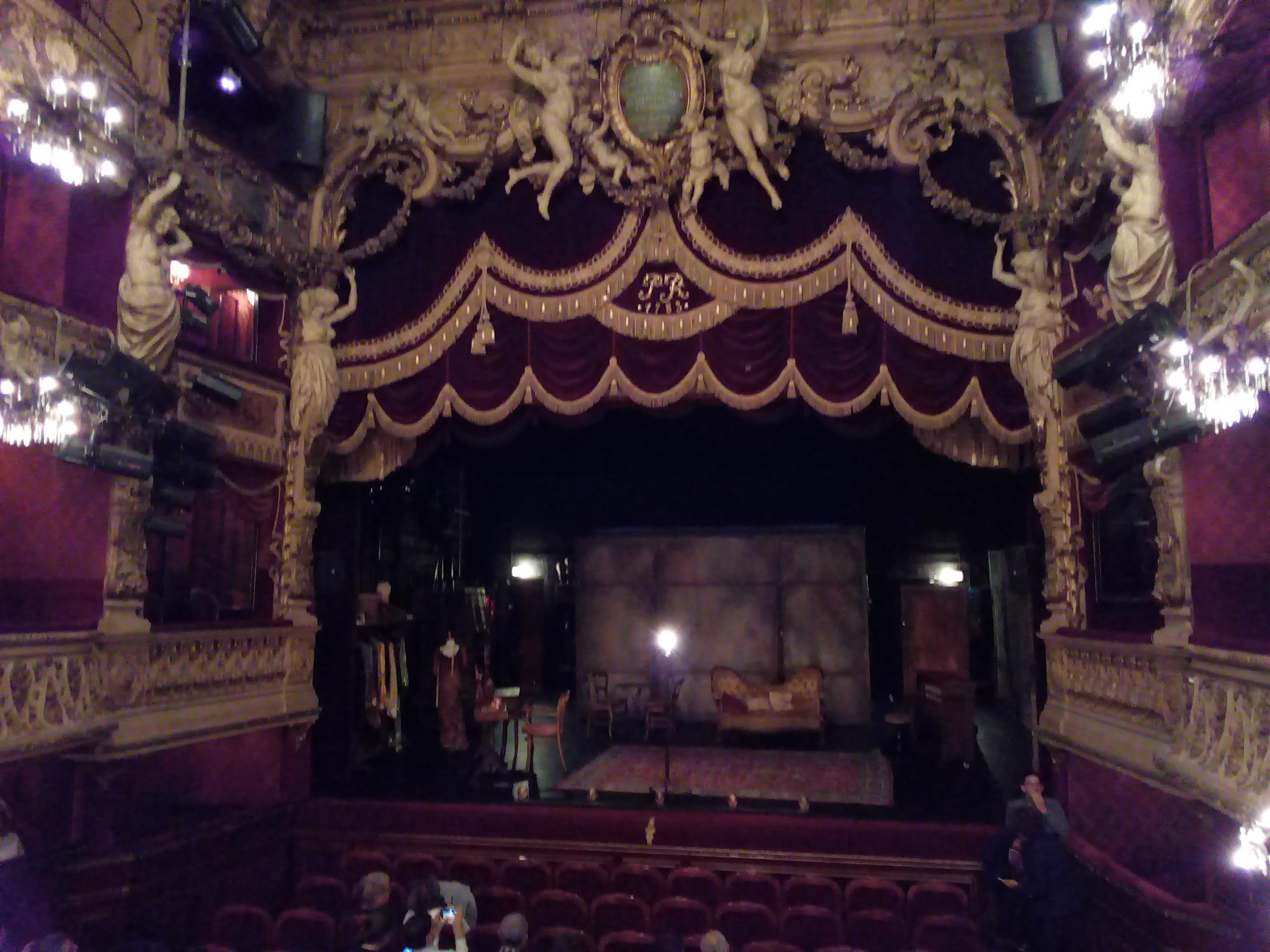 Théâtre du Palais Royal Paris