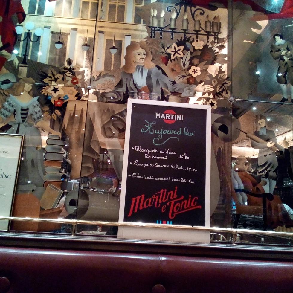 Café de la Comédie à Paris