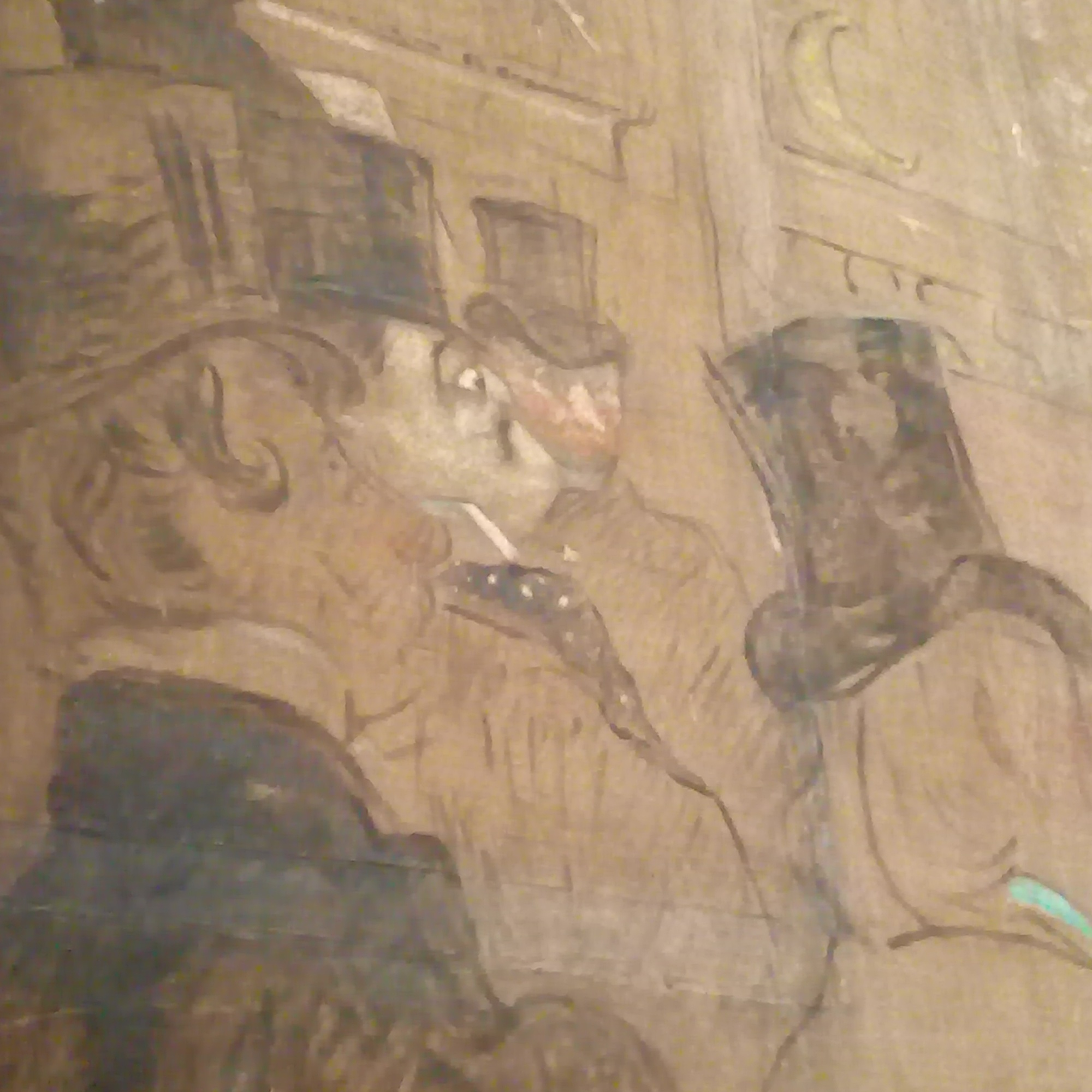 Exposition Toulouse-Lautrec au Grand Palais à Paris