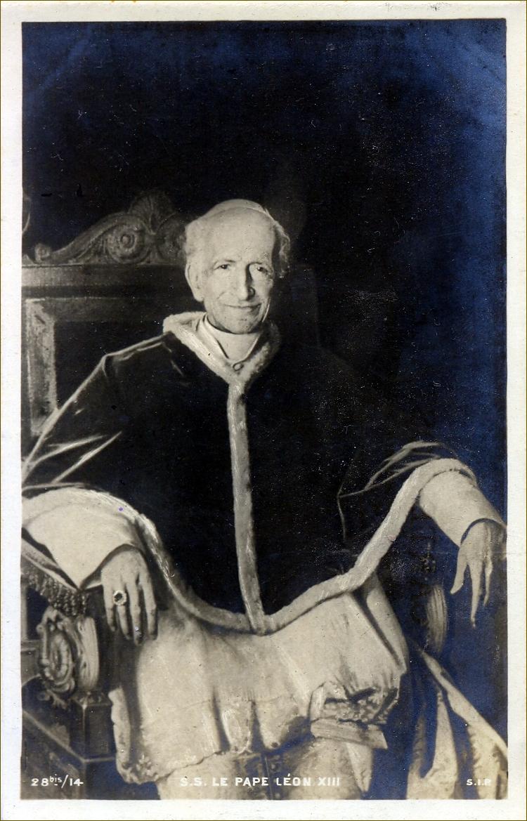 Le Pape Léon XIII