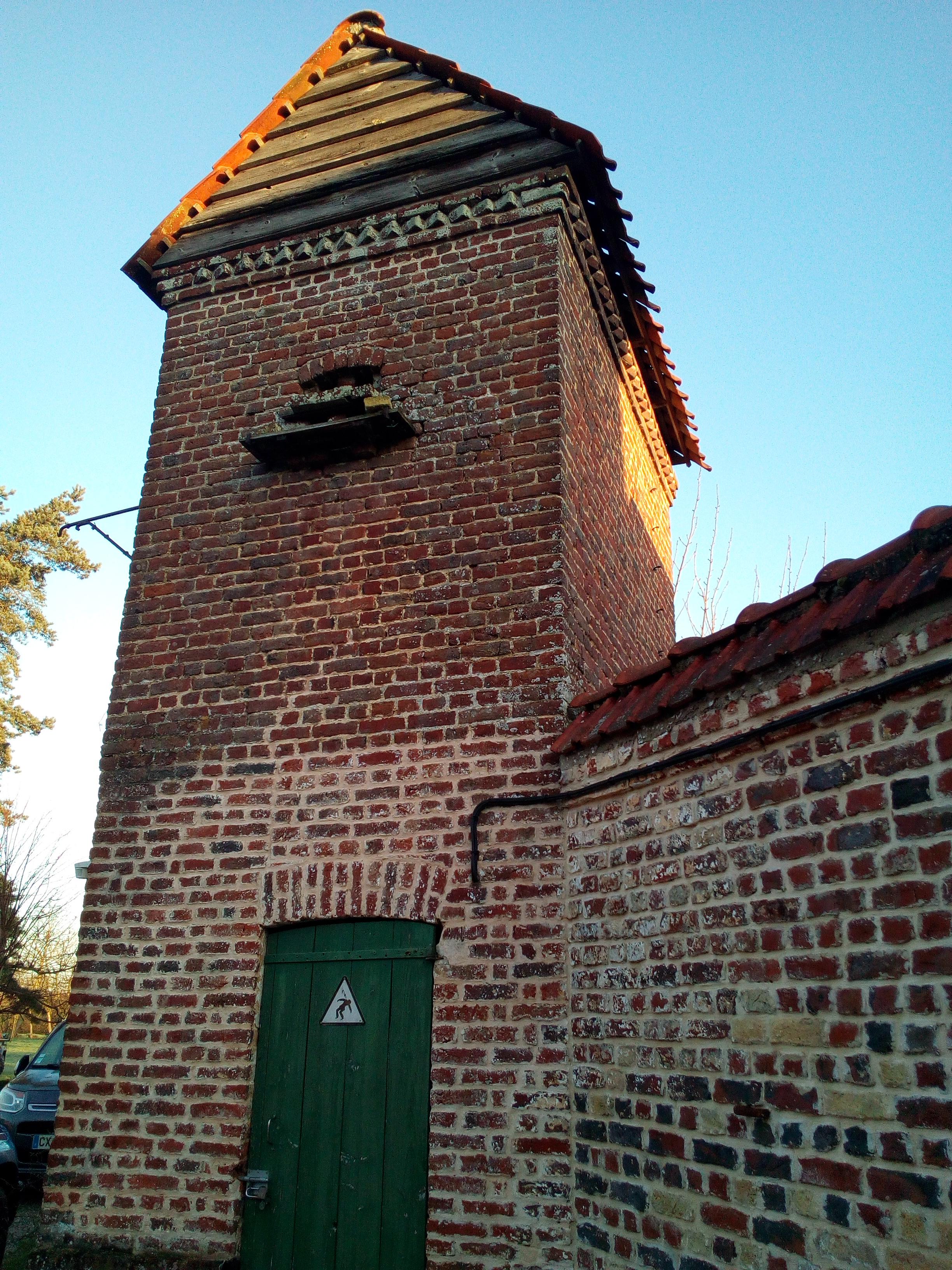 Le château de Cocove, Recques sur Hem