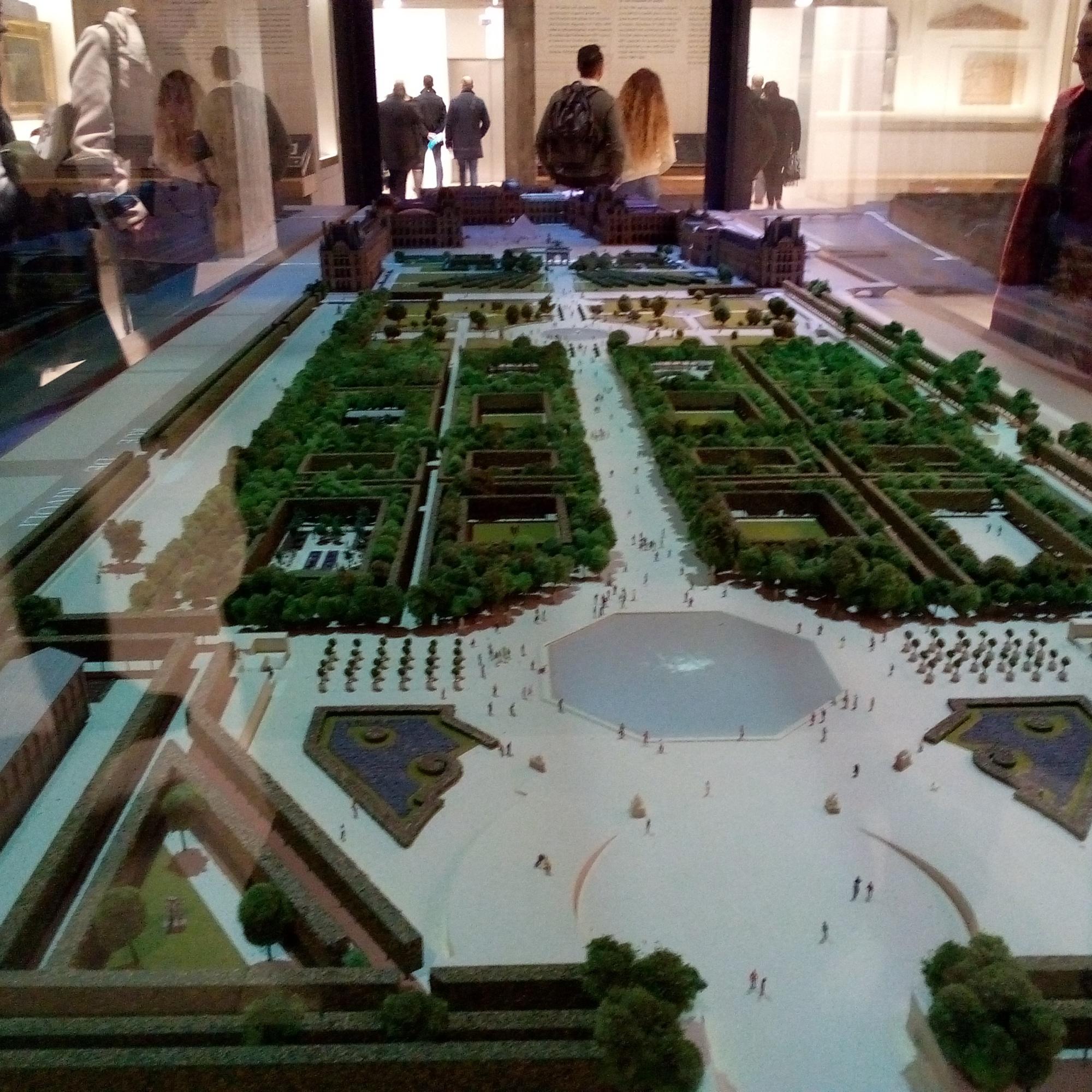 Louvre, Pavillon de l'Horloge