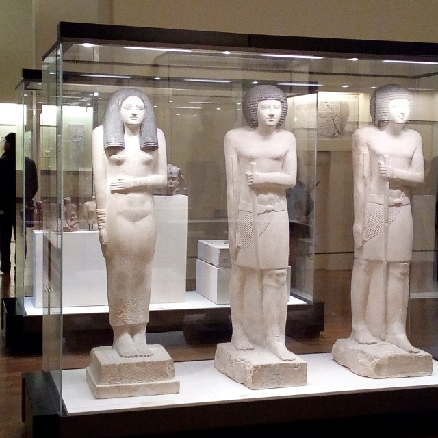 Louvre Musée Charles X égyptologie