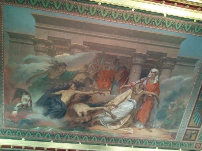 """Abel de Pujol, """" L'Egypte sauvée par Joseph """" musée Charles X Louvre"""