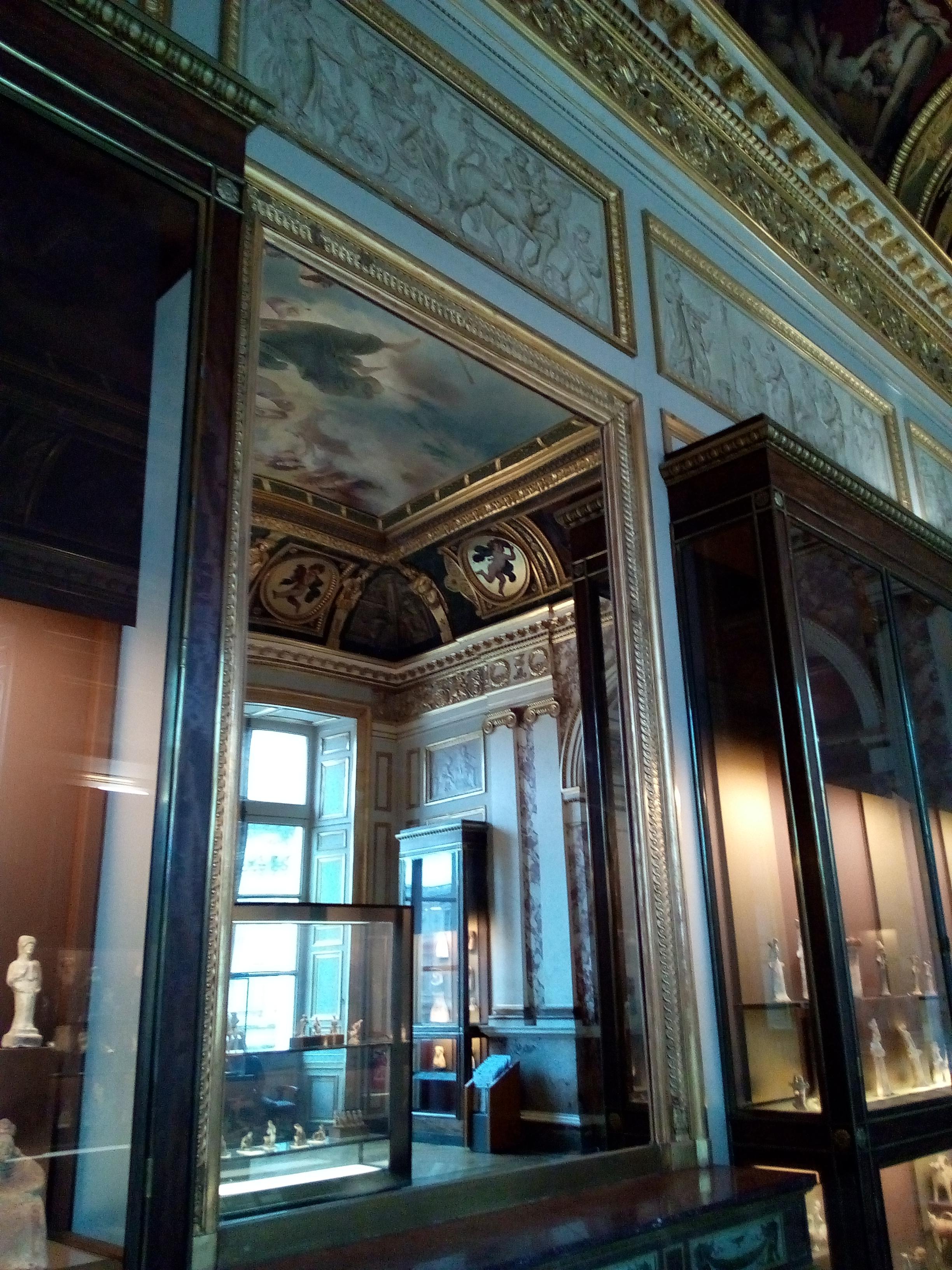 Le Louvre, musée Charles X