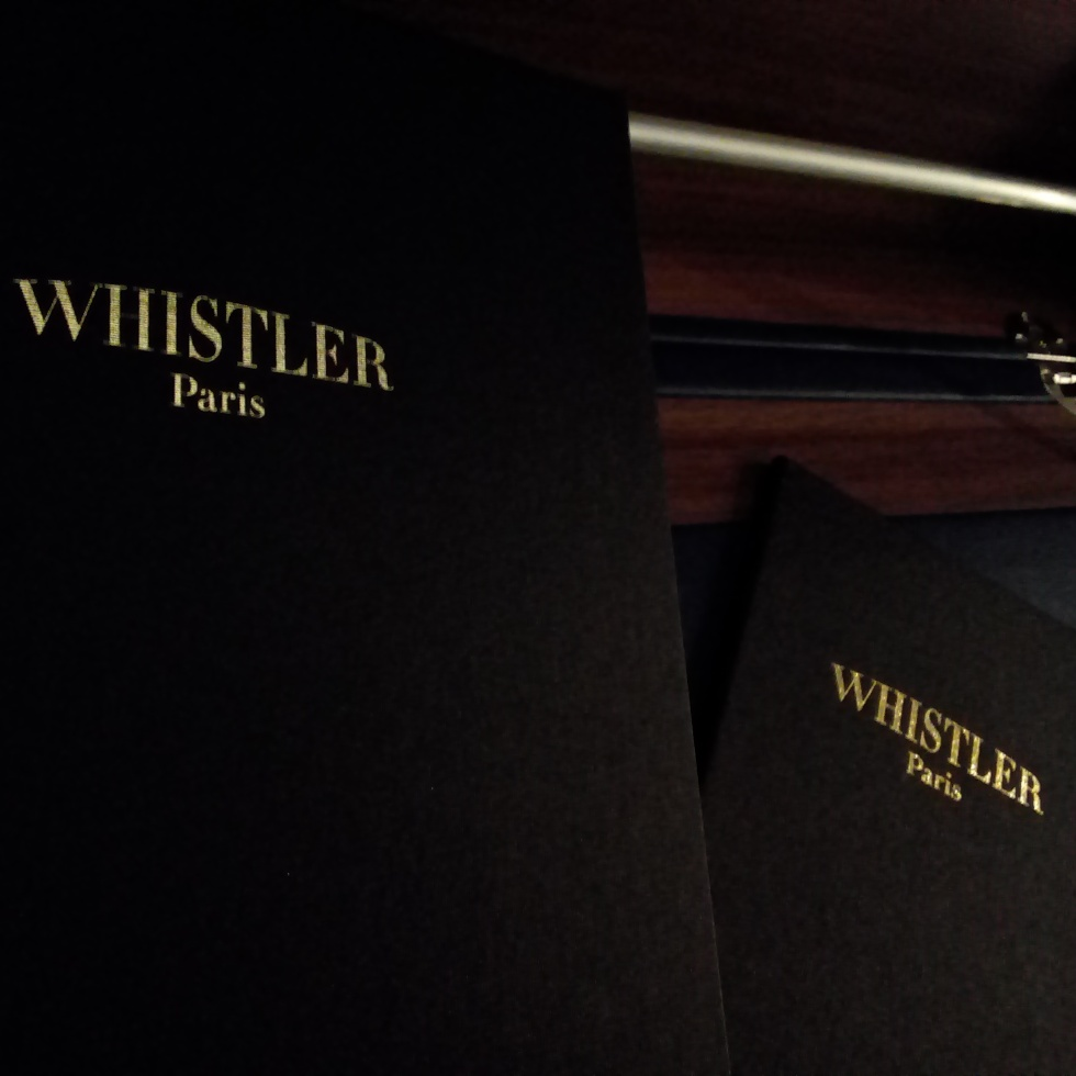 Le Whistler, Paris