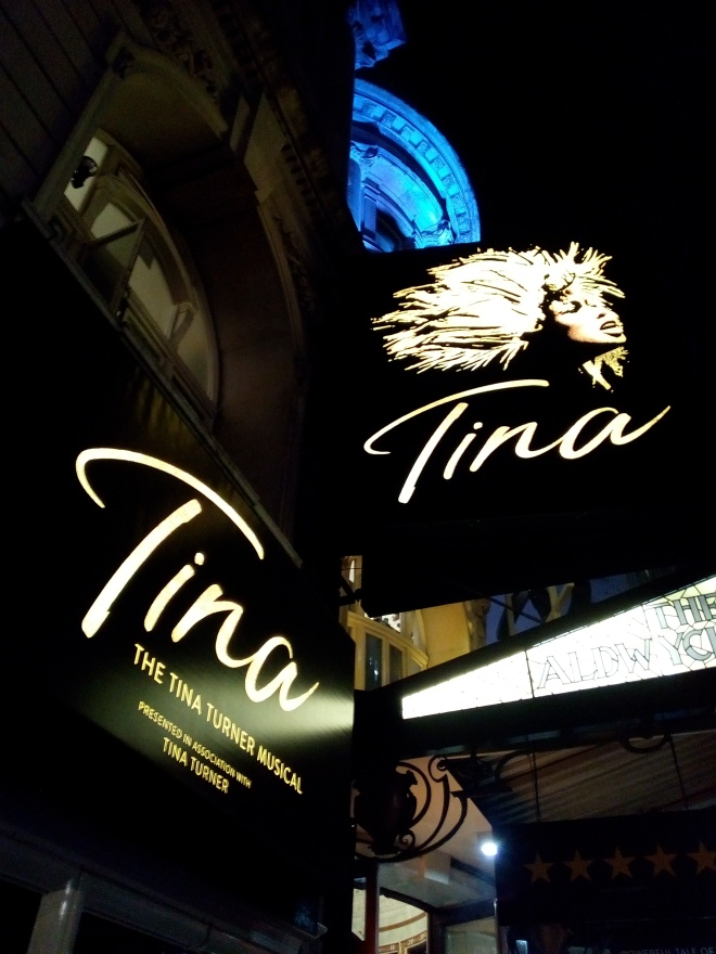 The Tina Turner Musical, Aldwich Theatre, London