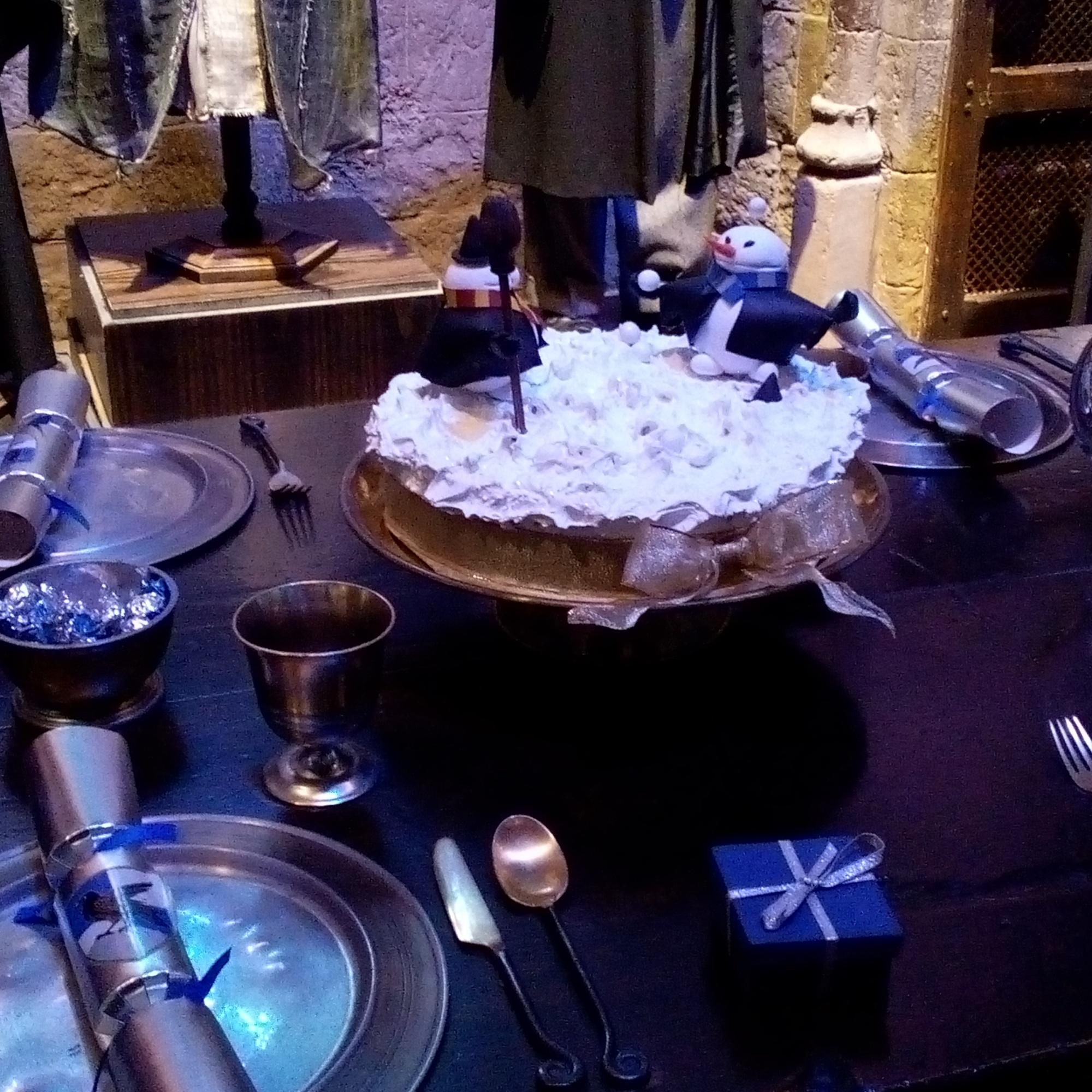 Banquet - The Making of Harry Potter - Studio Tour London
