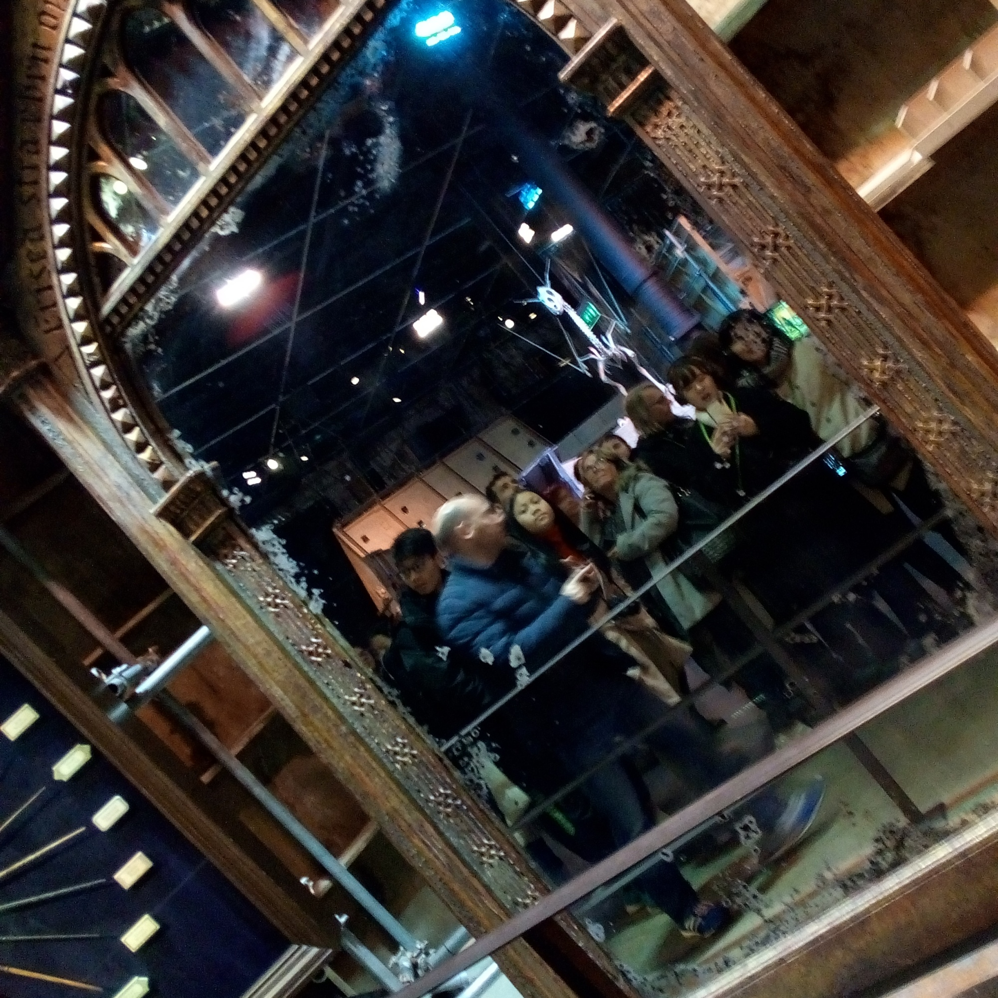 Le miroir de Riséd - The Making of Harry Potter - Studio Tour London