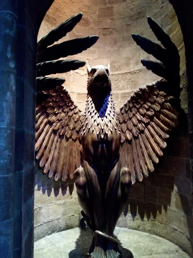 Le Griffon - The Making of Harry Potter - Studio Tour London